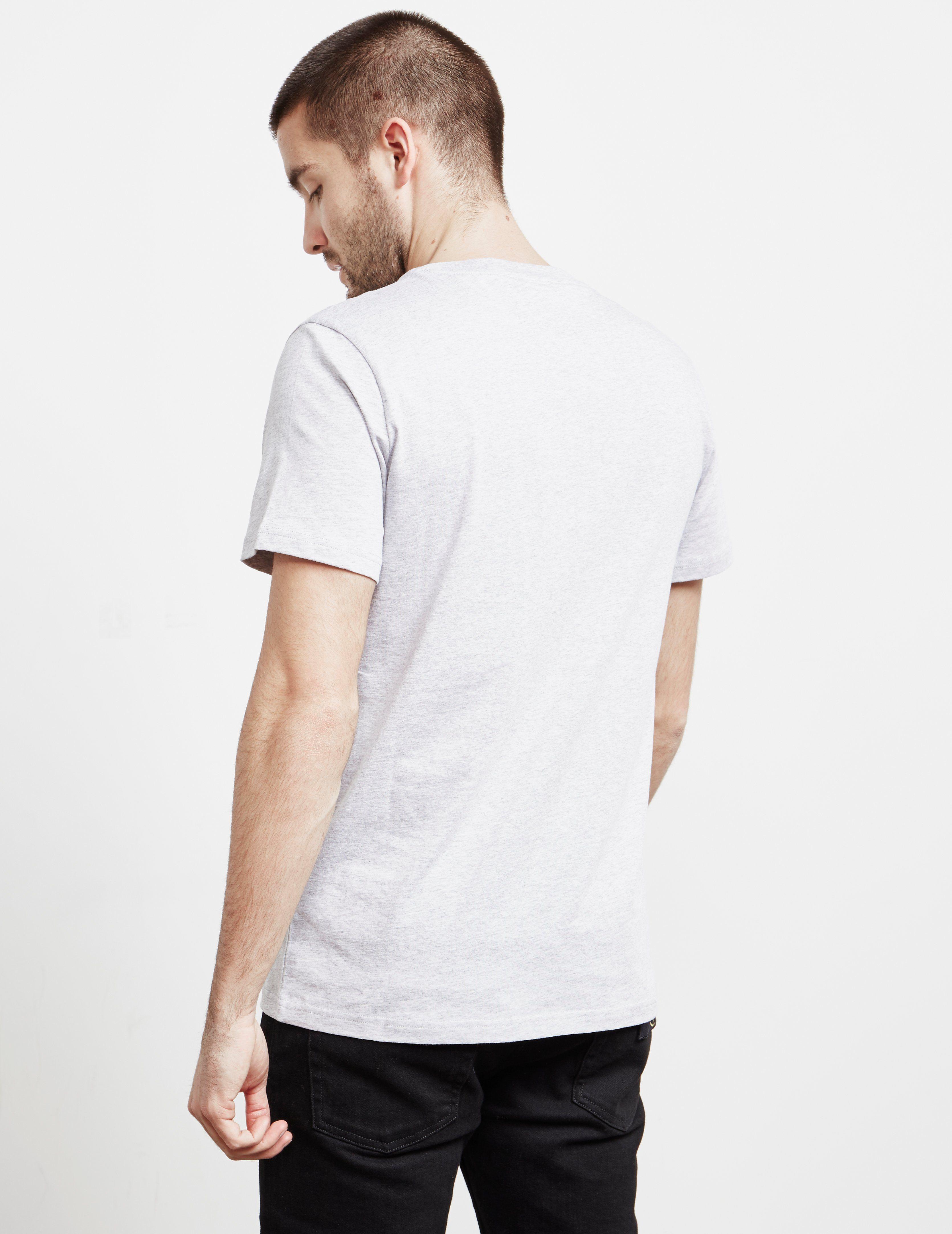 Moschino Block Short Sleeve T-Shirt