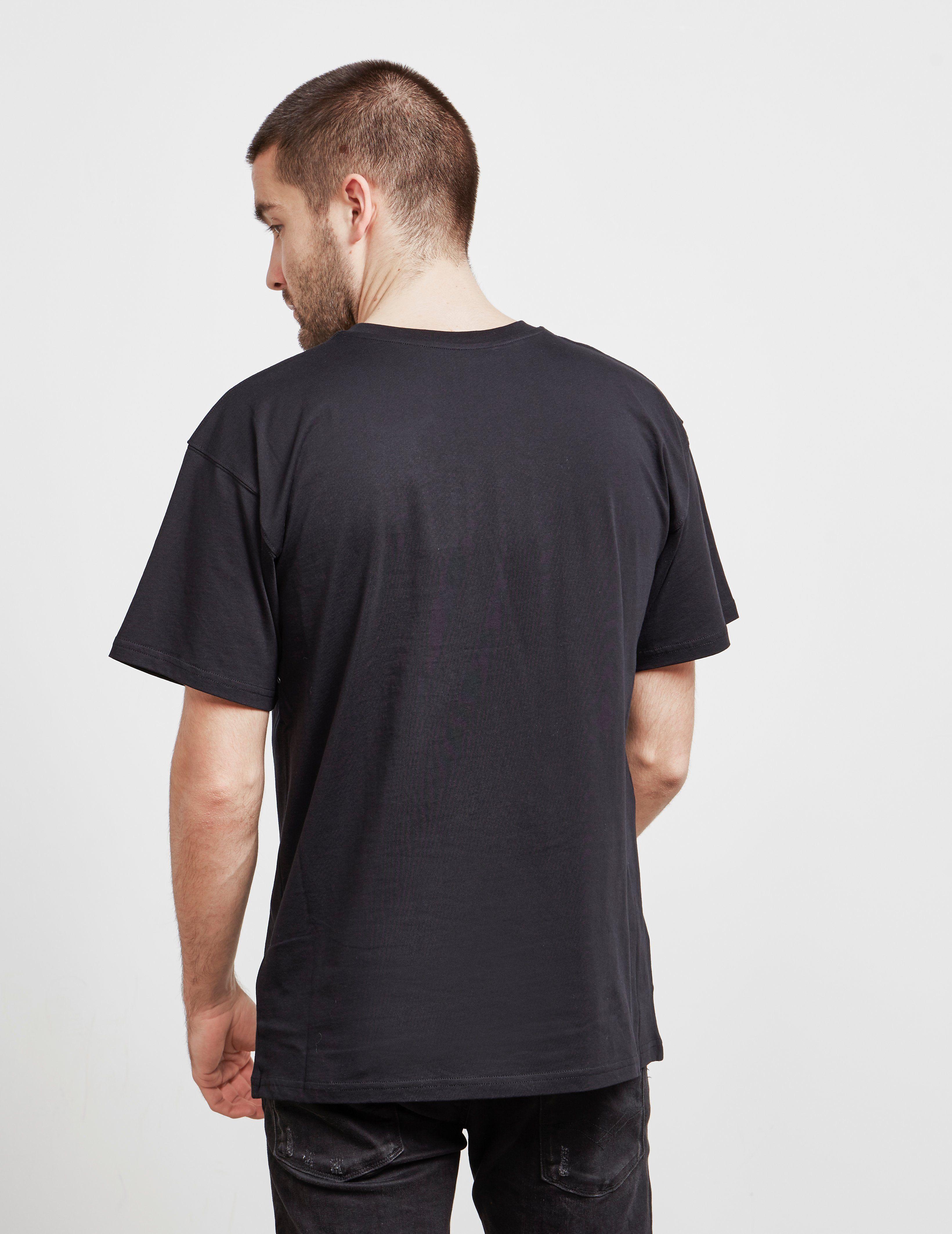 Moschino Milano Gold Short Sleeve T-Shirt