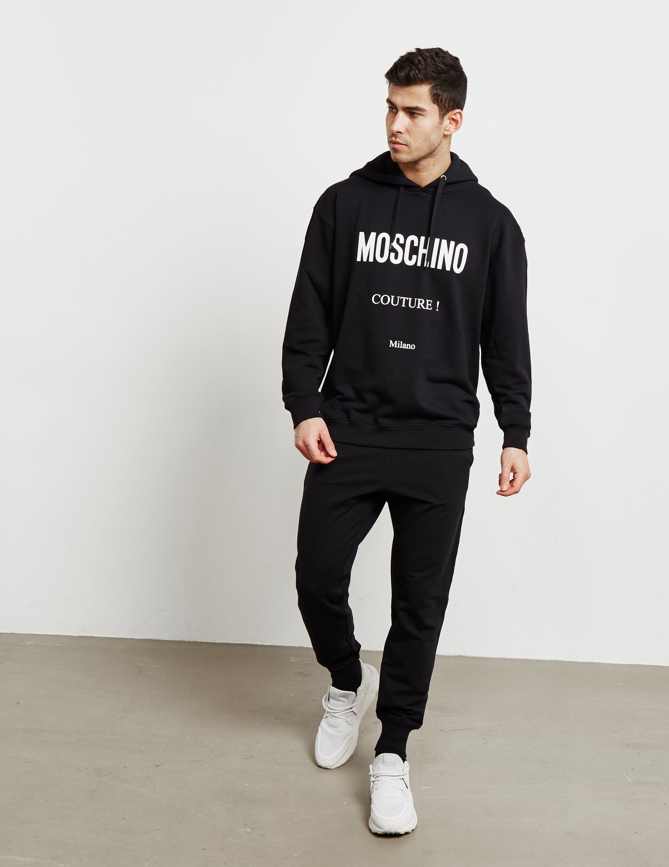 Moschino Couture Hoodie