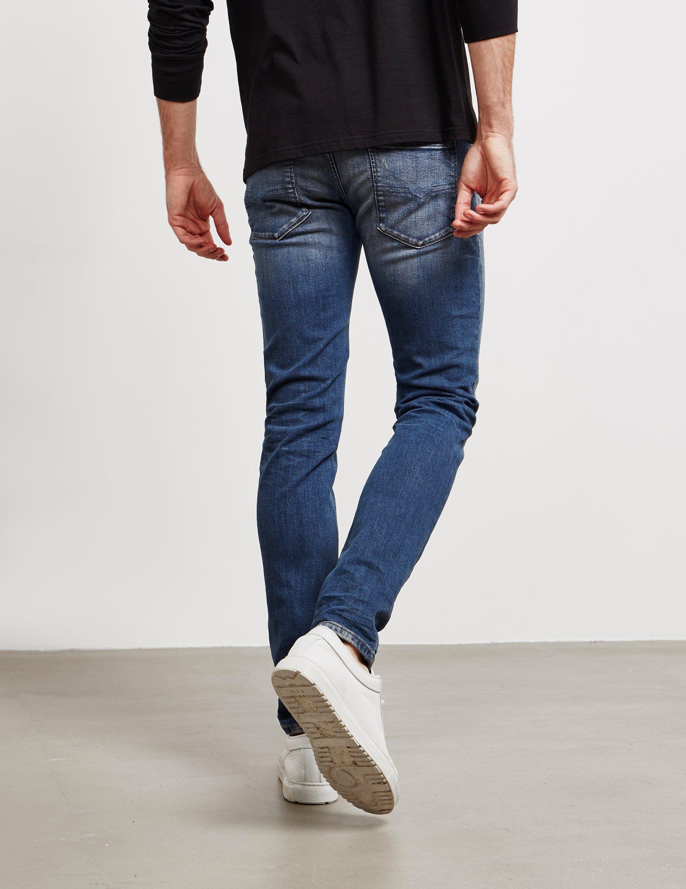 Diesel Sleekner Skinny Jeans