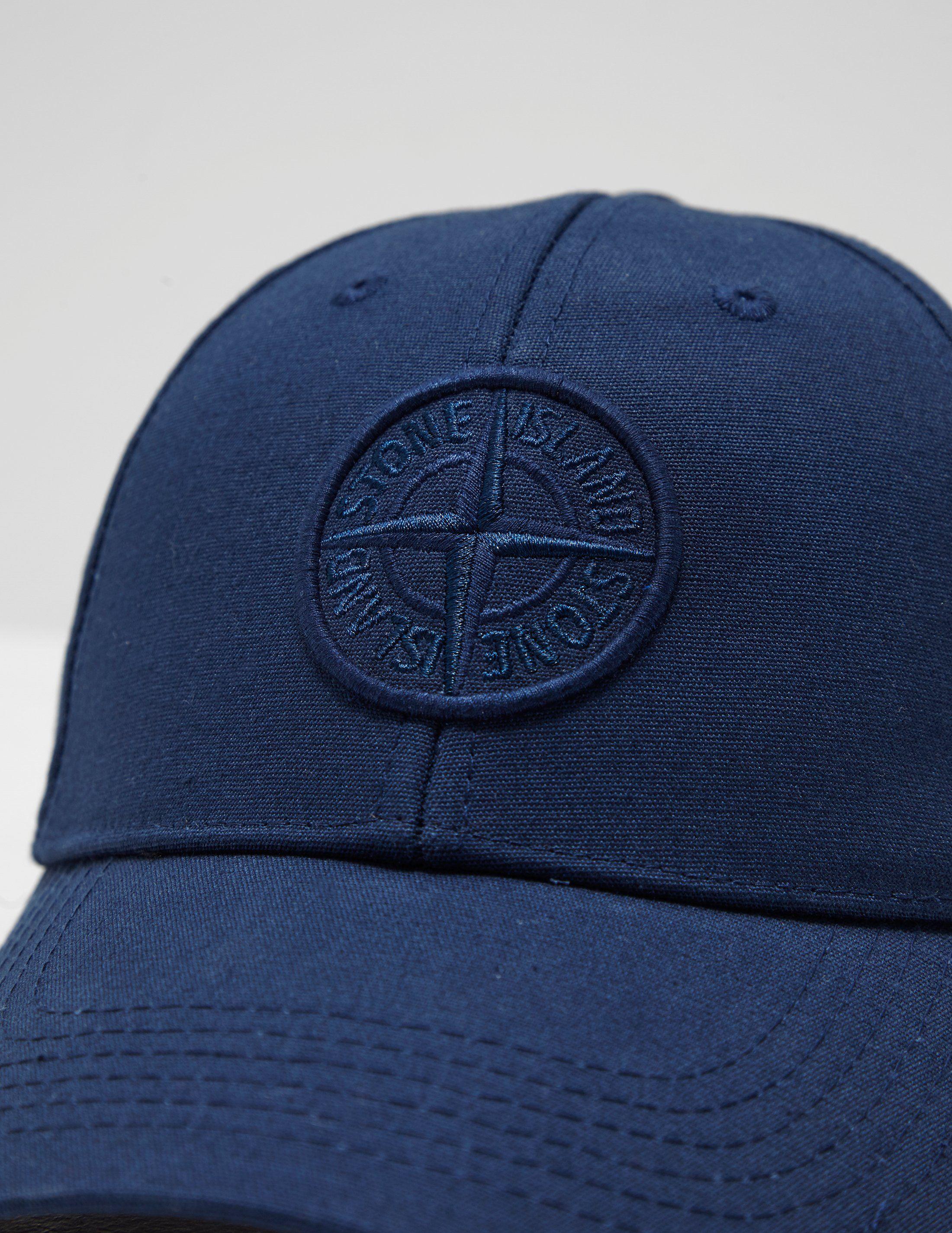 Stone Island Pin Cap