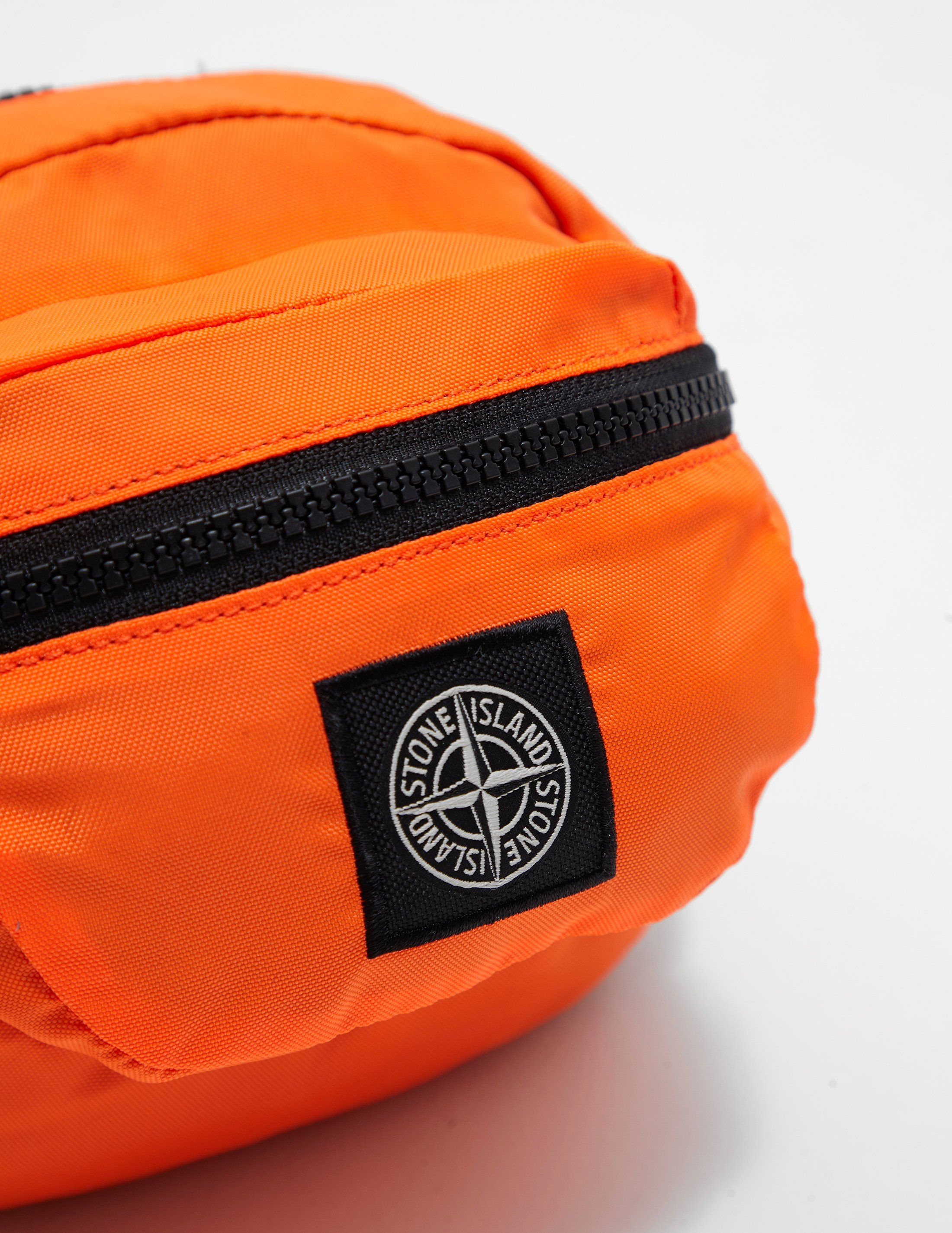 Stone Island Patch Stash Bag