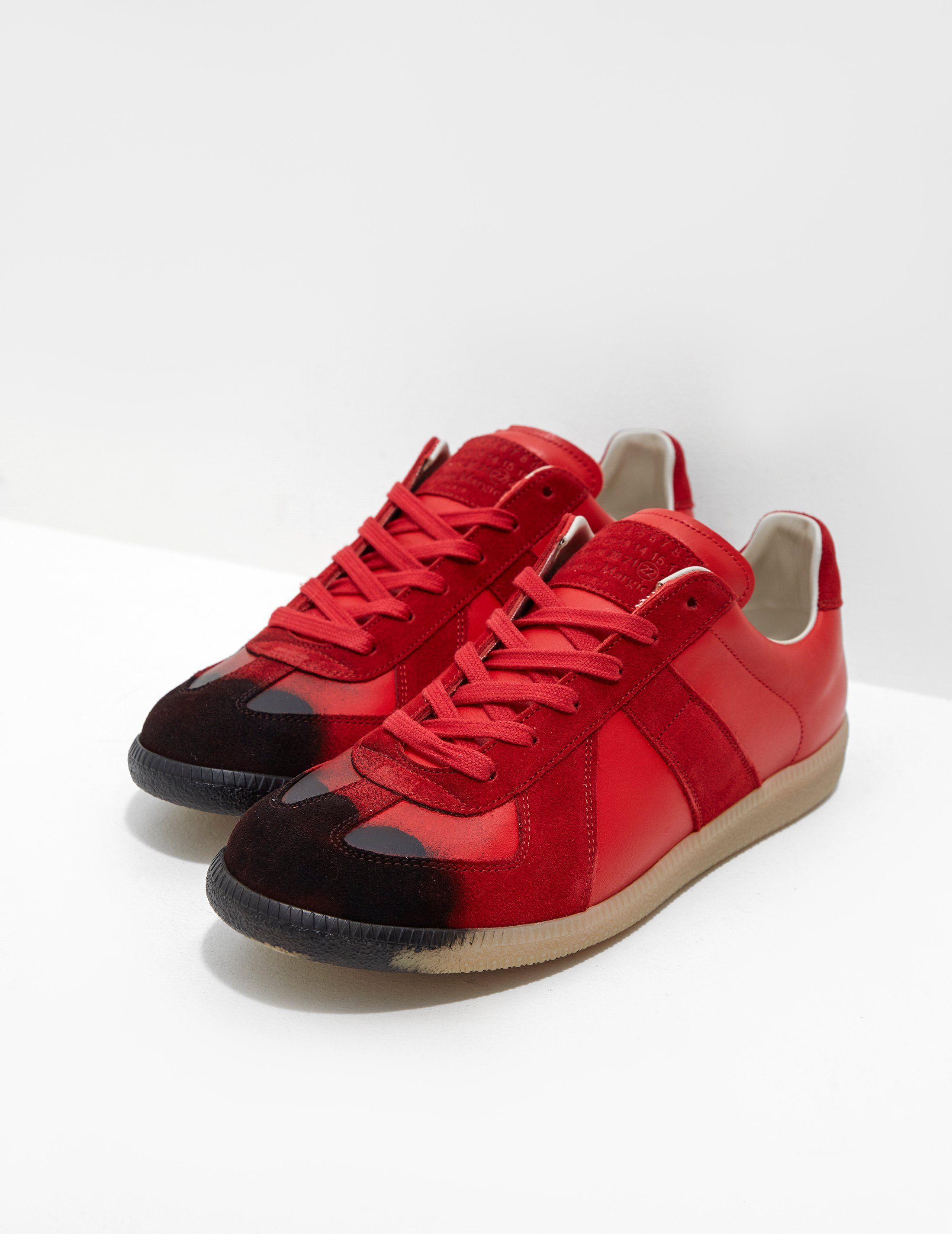 Maison Margiela Replica Spray Trainers