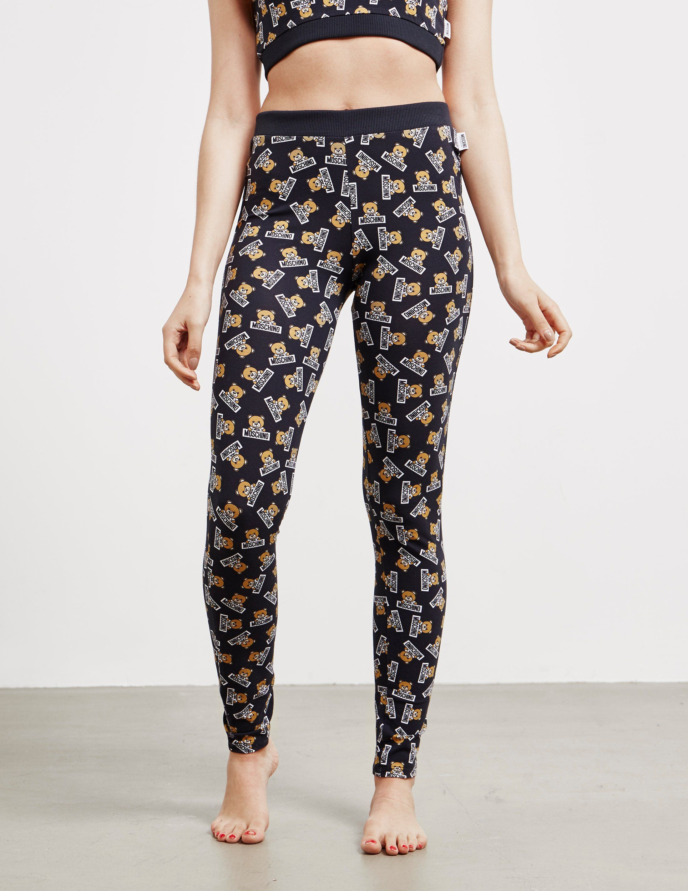 Moschino Full Bear Leggings