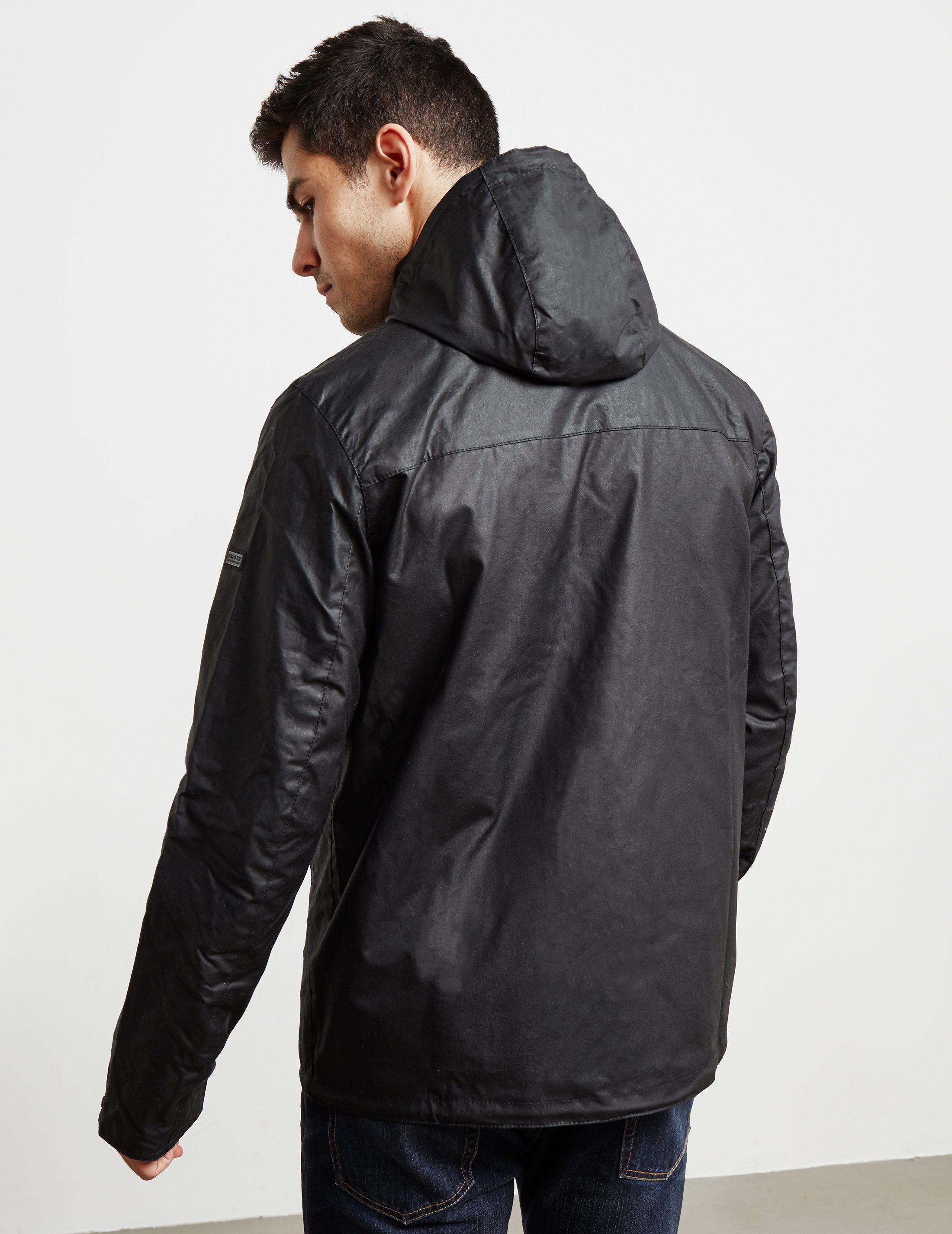 Barbour International Lanark Waxed Jacket