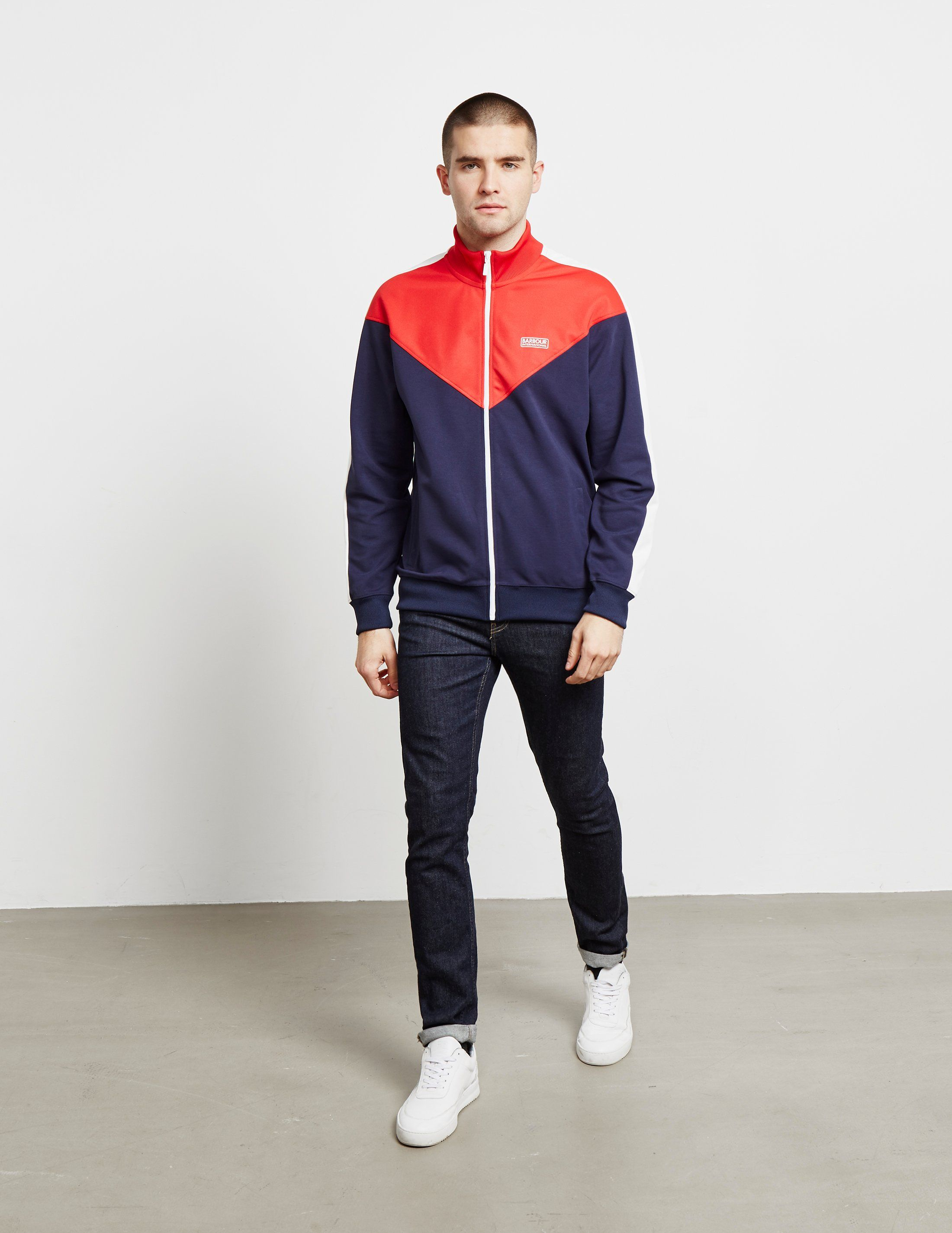 Barbour International Diode Track Top - Online Exclusive