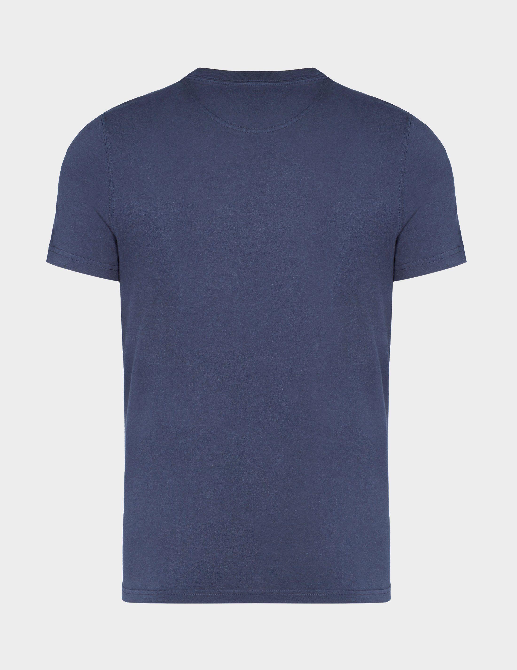 Barbour International Short Sleeve Block T-Shirt