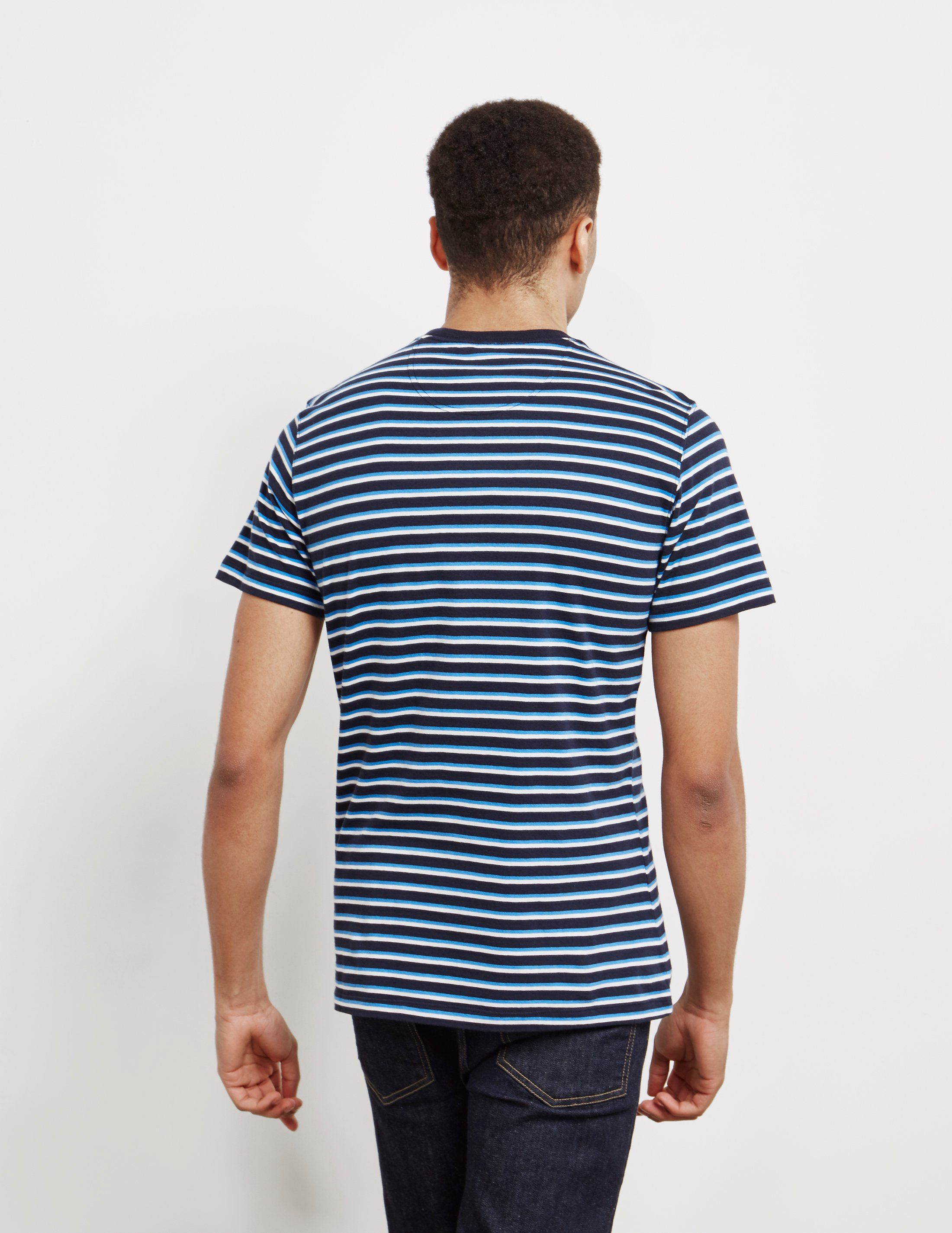 Barbour Crane Stripe Short Sleeve T-Shirt