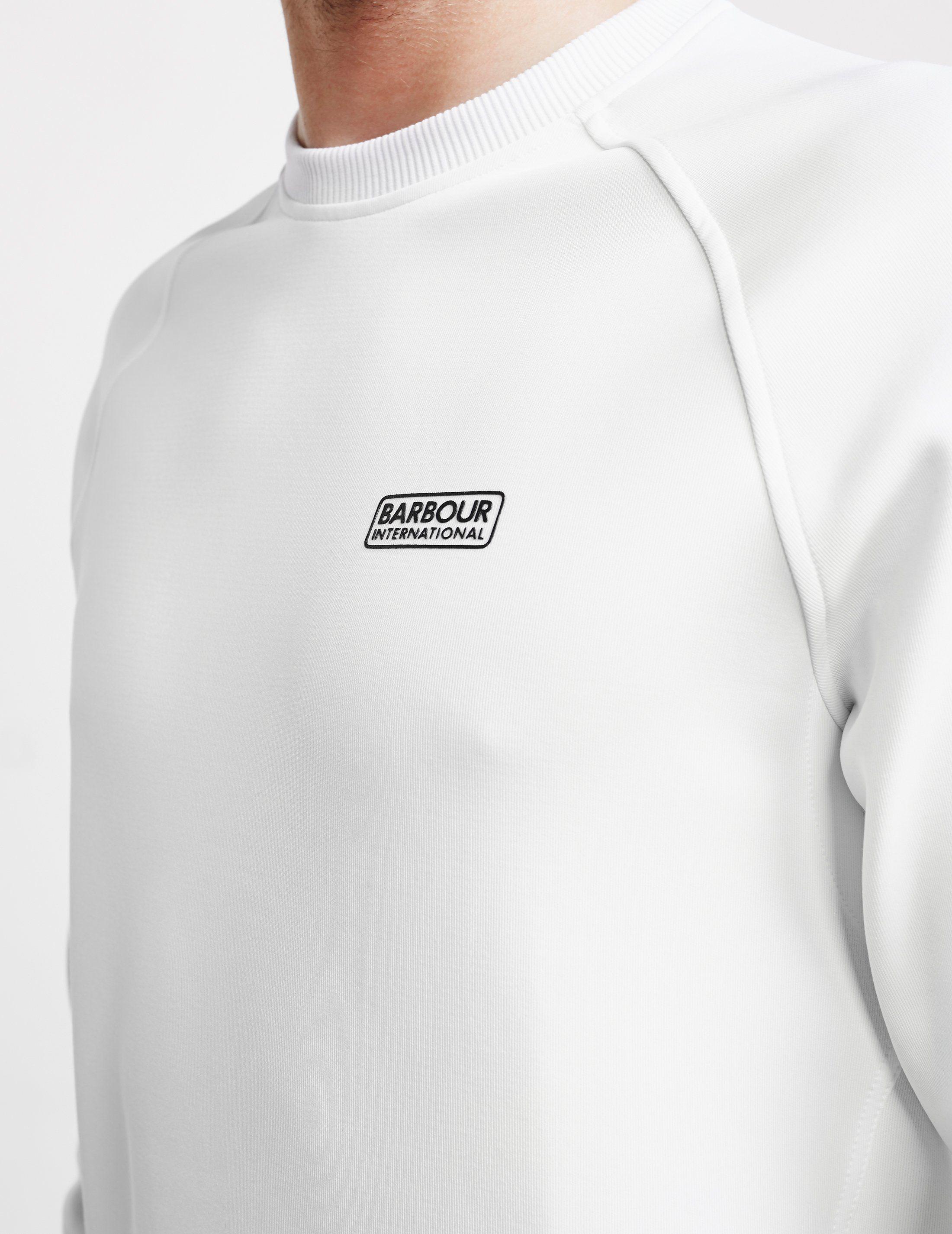 Barbour International Tech Sweatshirt