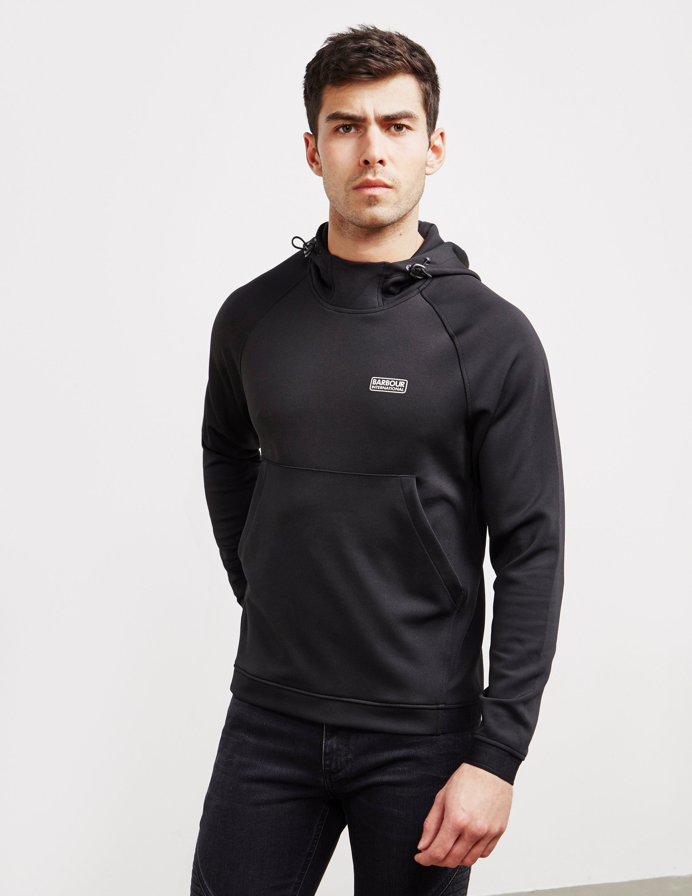 Barbour International Tech Overhead Hoodie