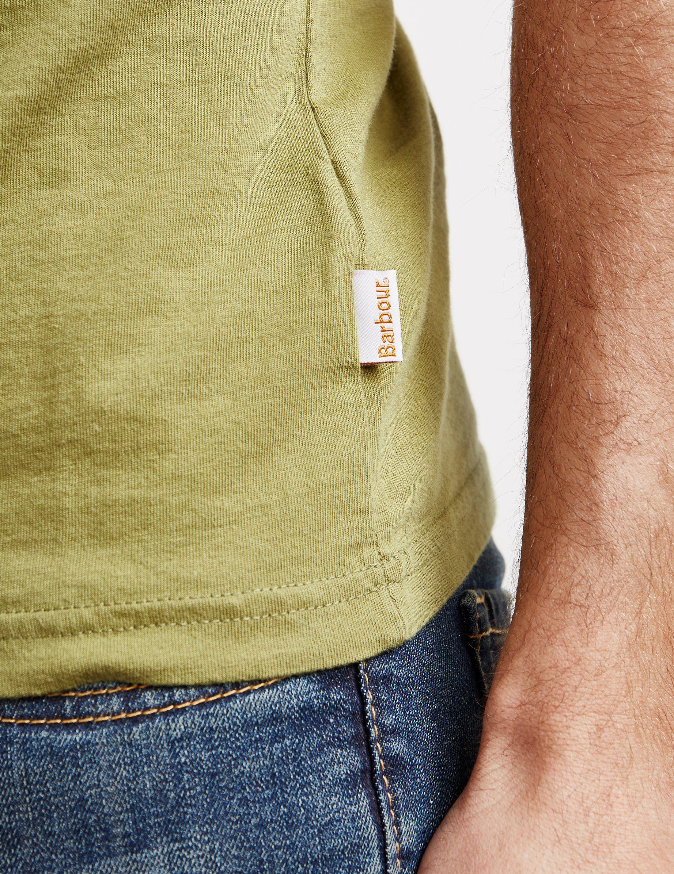 Barbour Abbey Short Sleeve Pocket T-Shirt