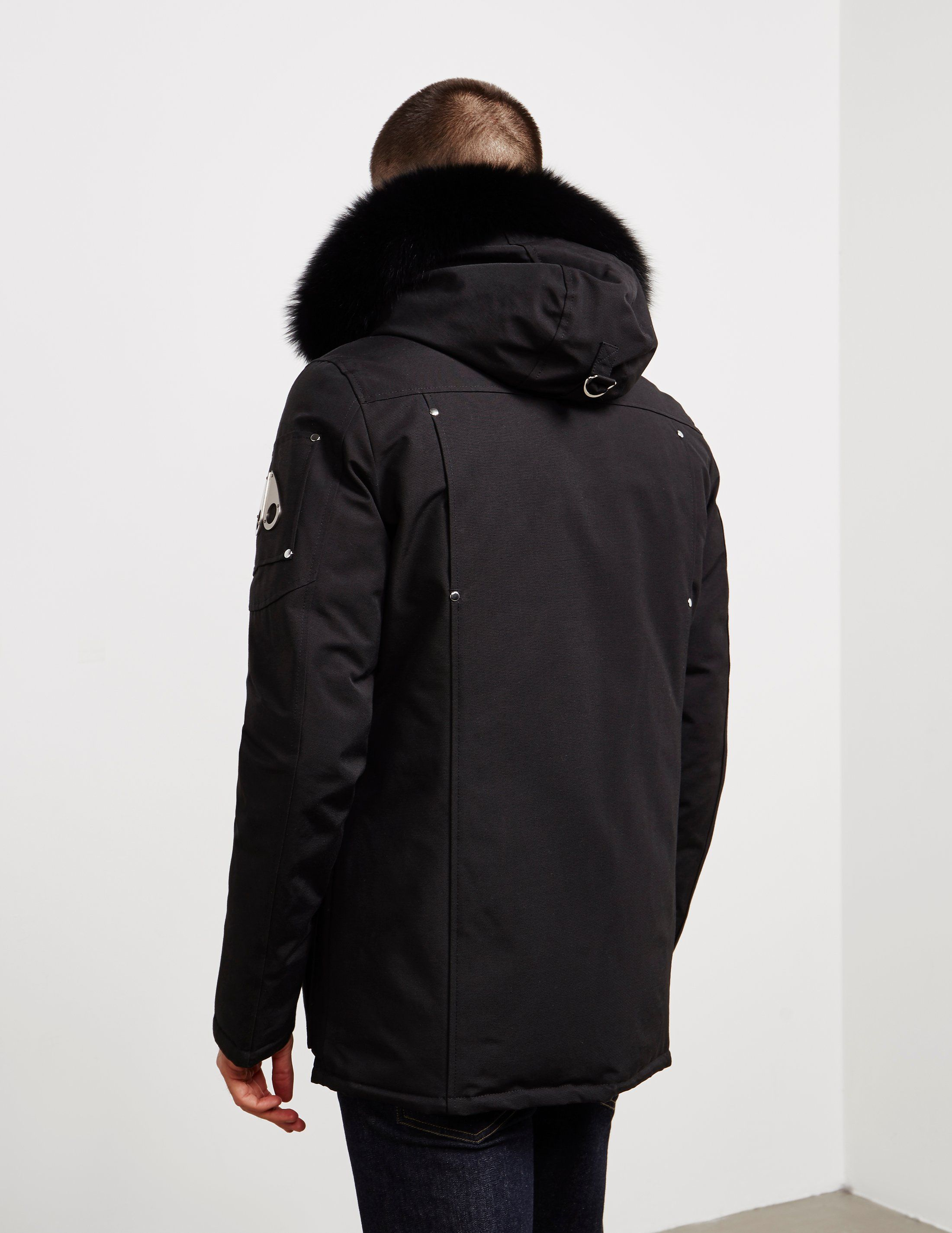 Moose Knuckles Pear Padded Parka Jacket