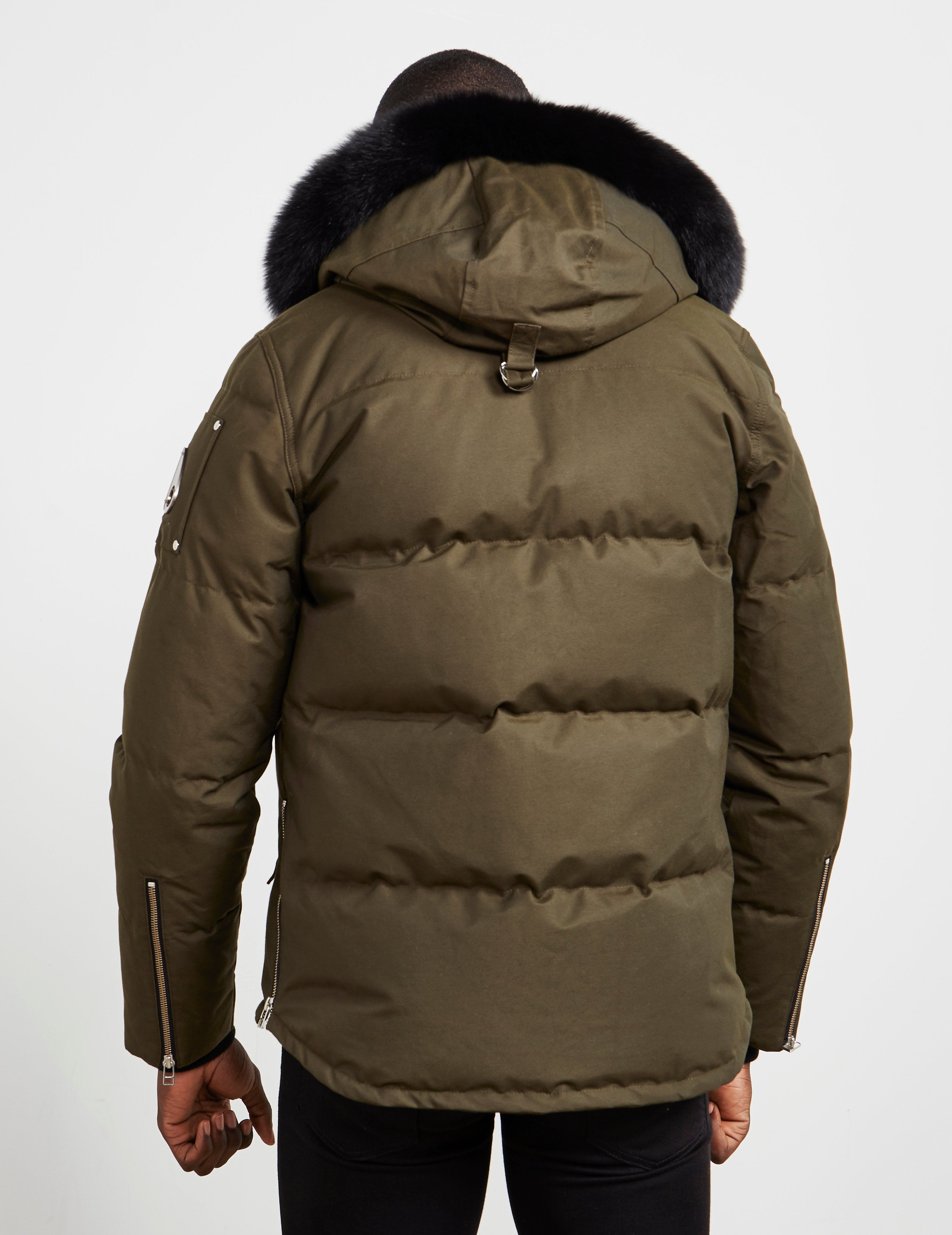 Moose Knuckles 3Q Parka Jacket