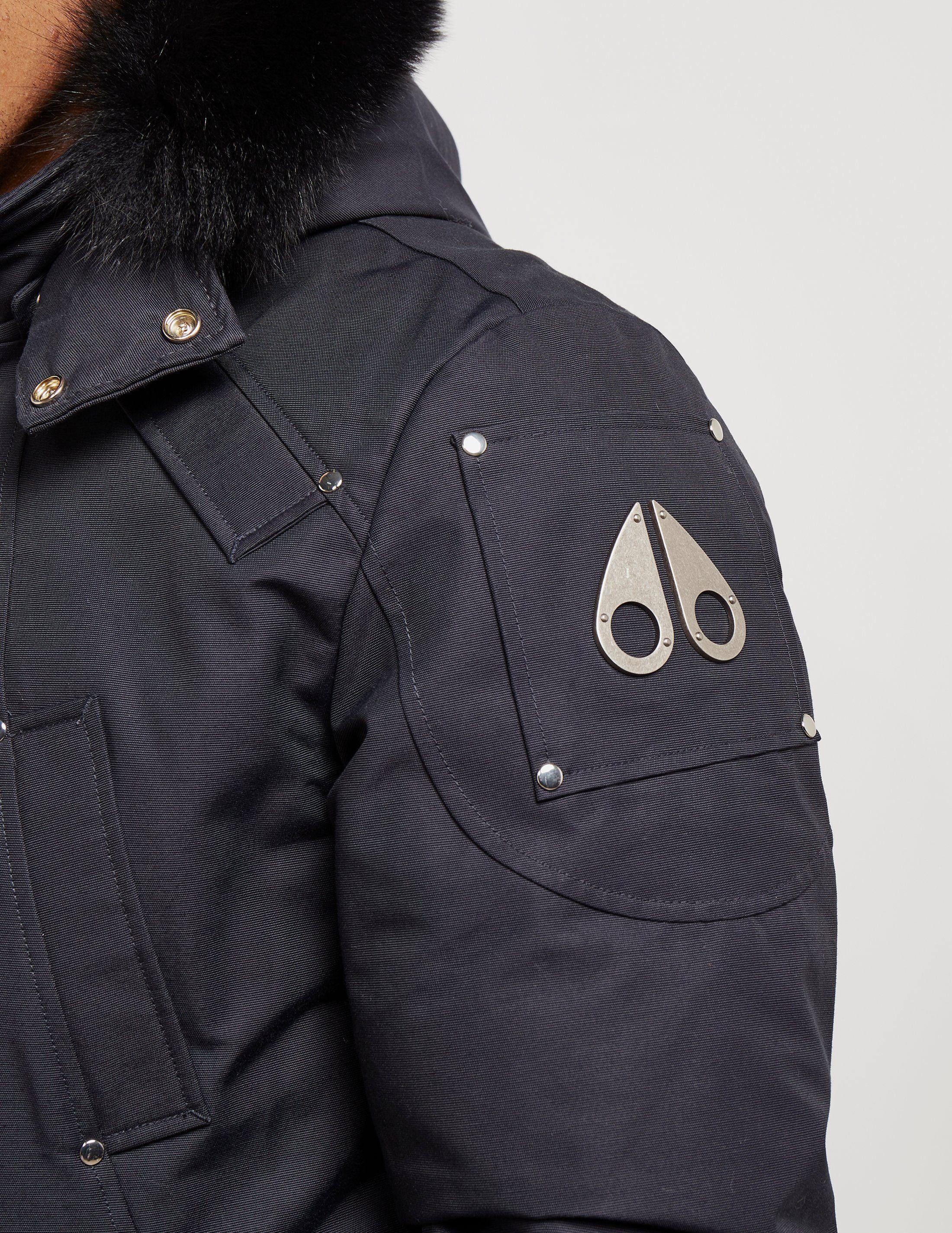 Moose Knuckles Ballistic Bomber Jacket
