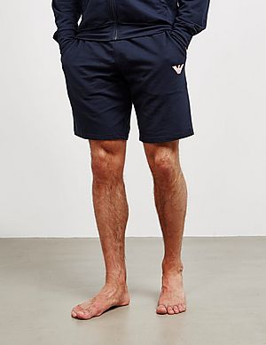 Emporio Armani Bold Eagle Fleece Shorts ... 9c925b7970af