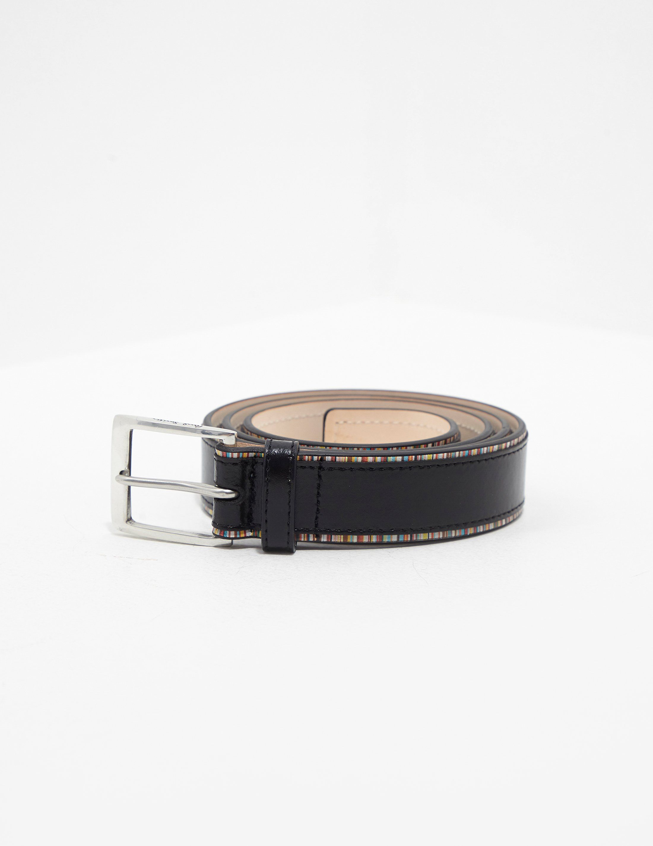 PS Paul Smith Stripe Side Belt