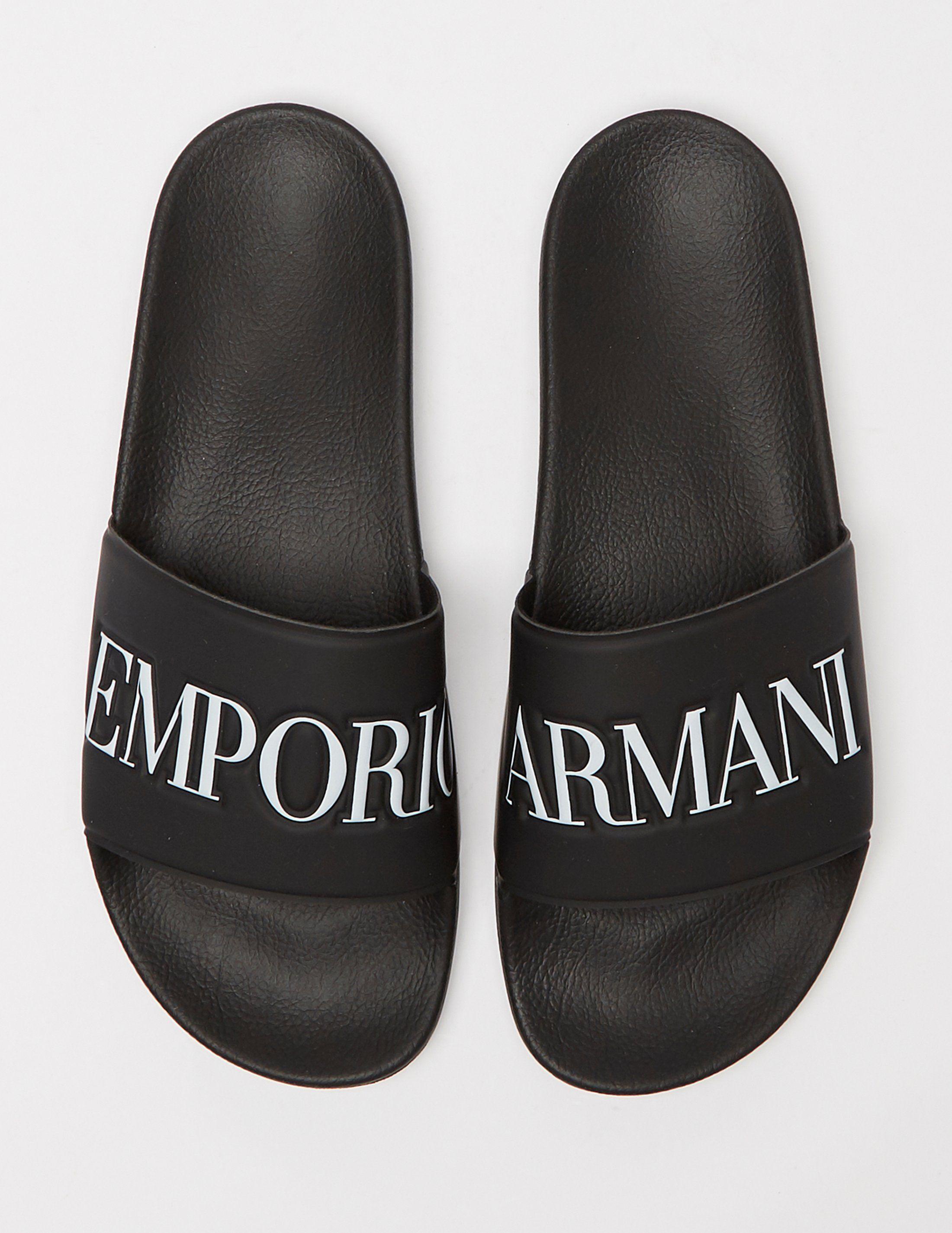 Emporio Armani Zadar Slides