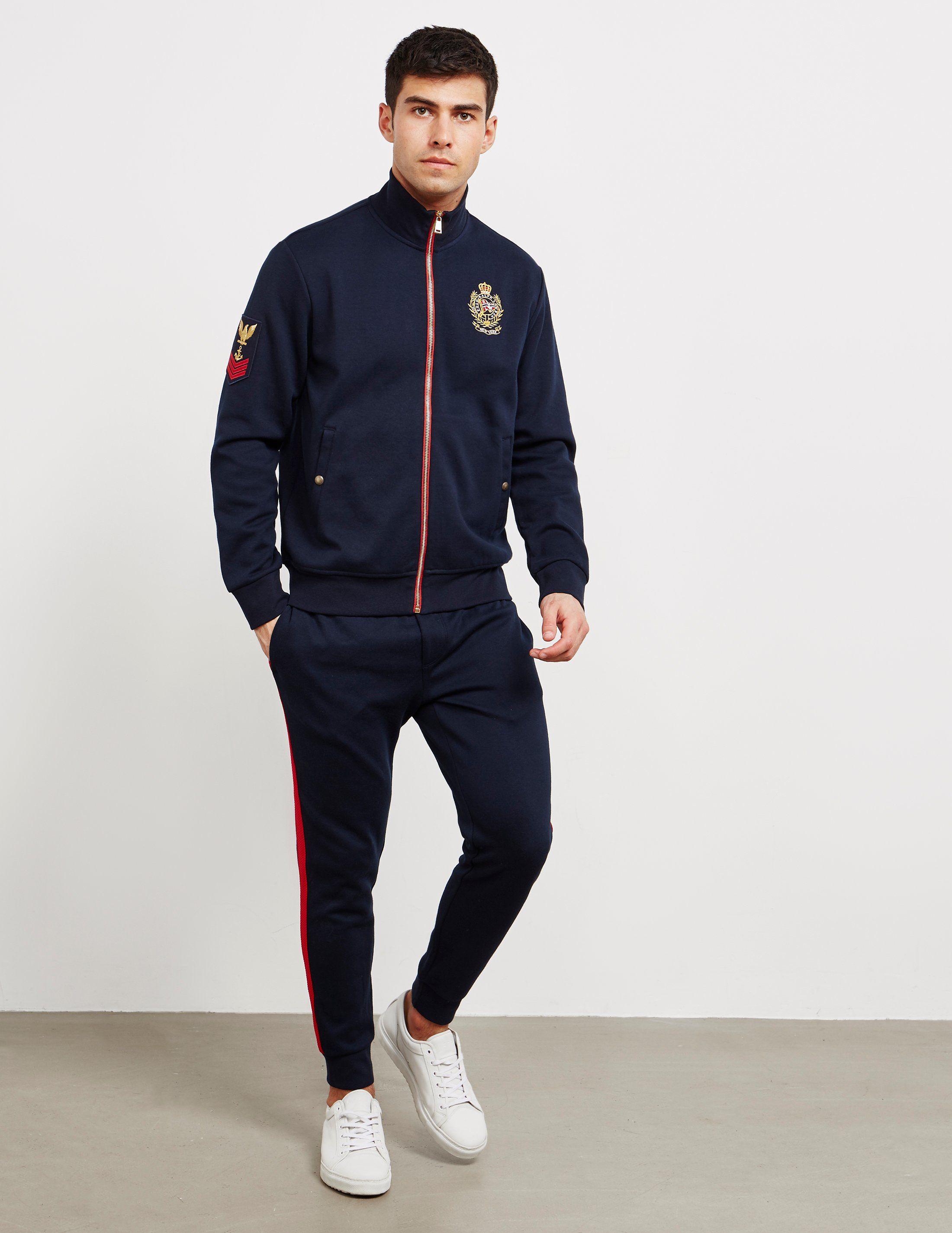 Polo Ralph Lauren Crest Track Top