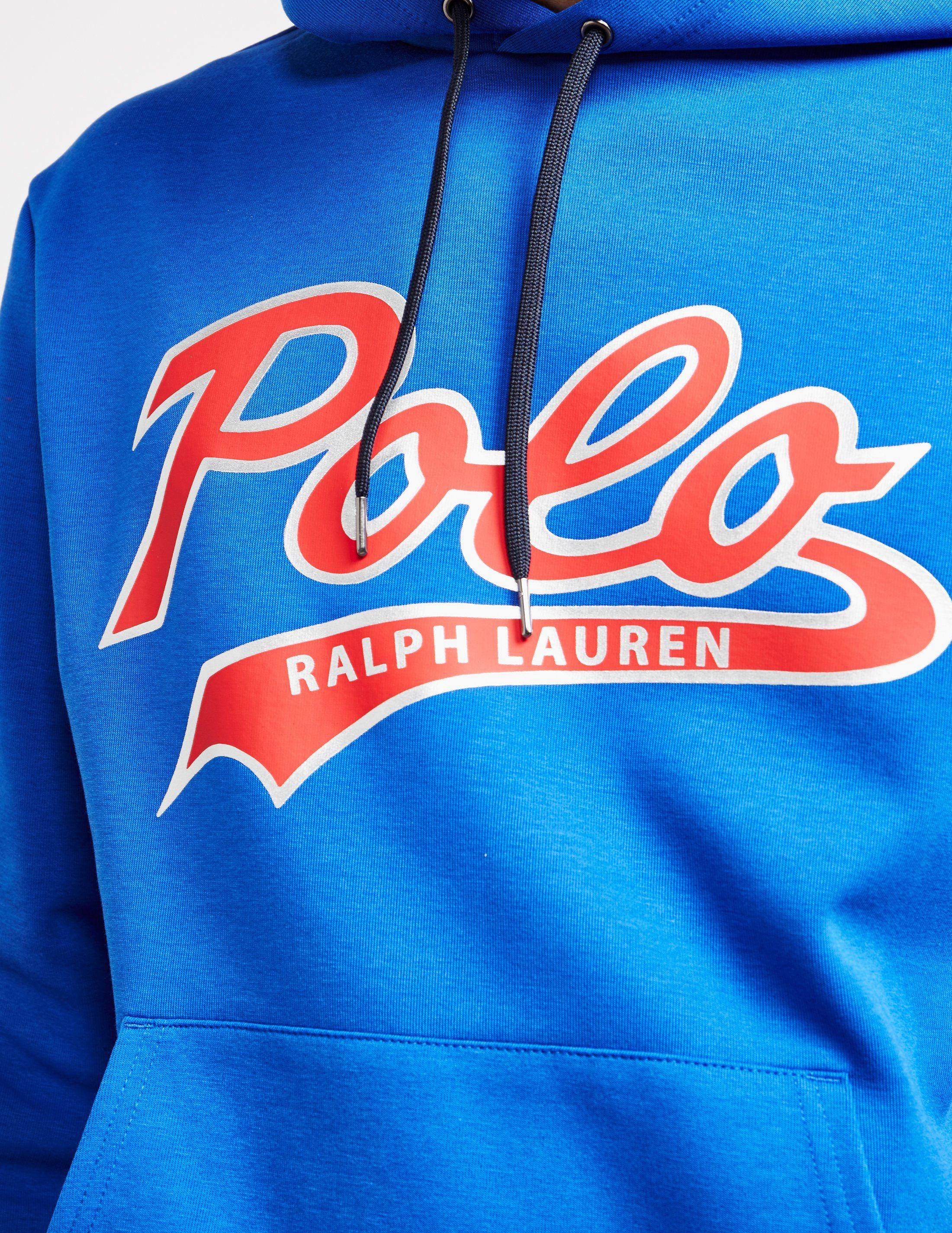 Polo Ralph Lauren Script Logo Hoodie