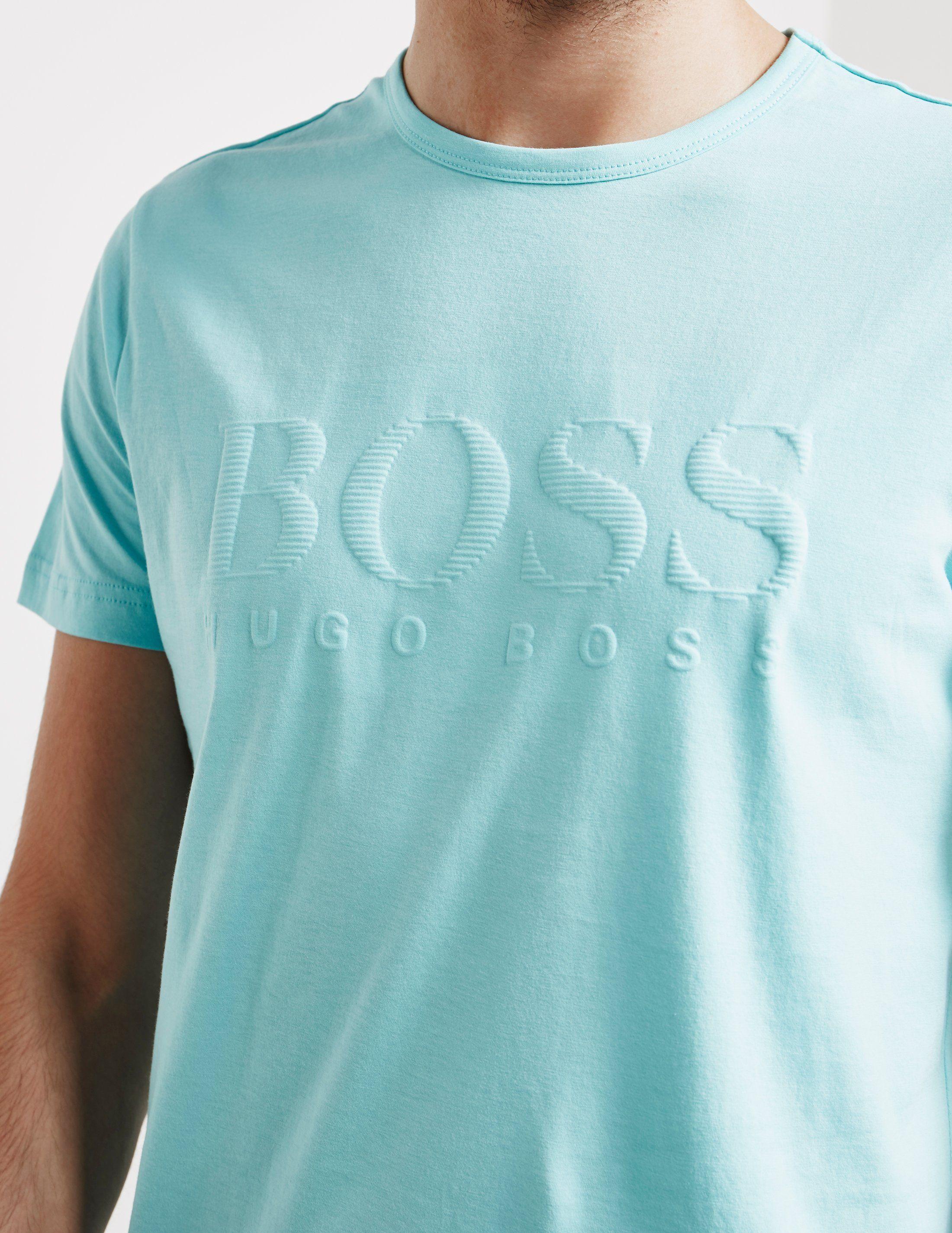 BOSS Tee1 Short Sleeve T-Shirt