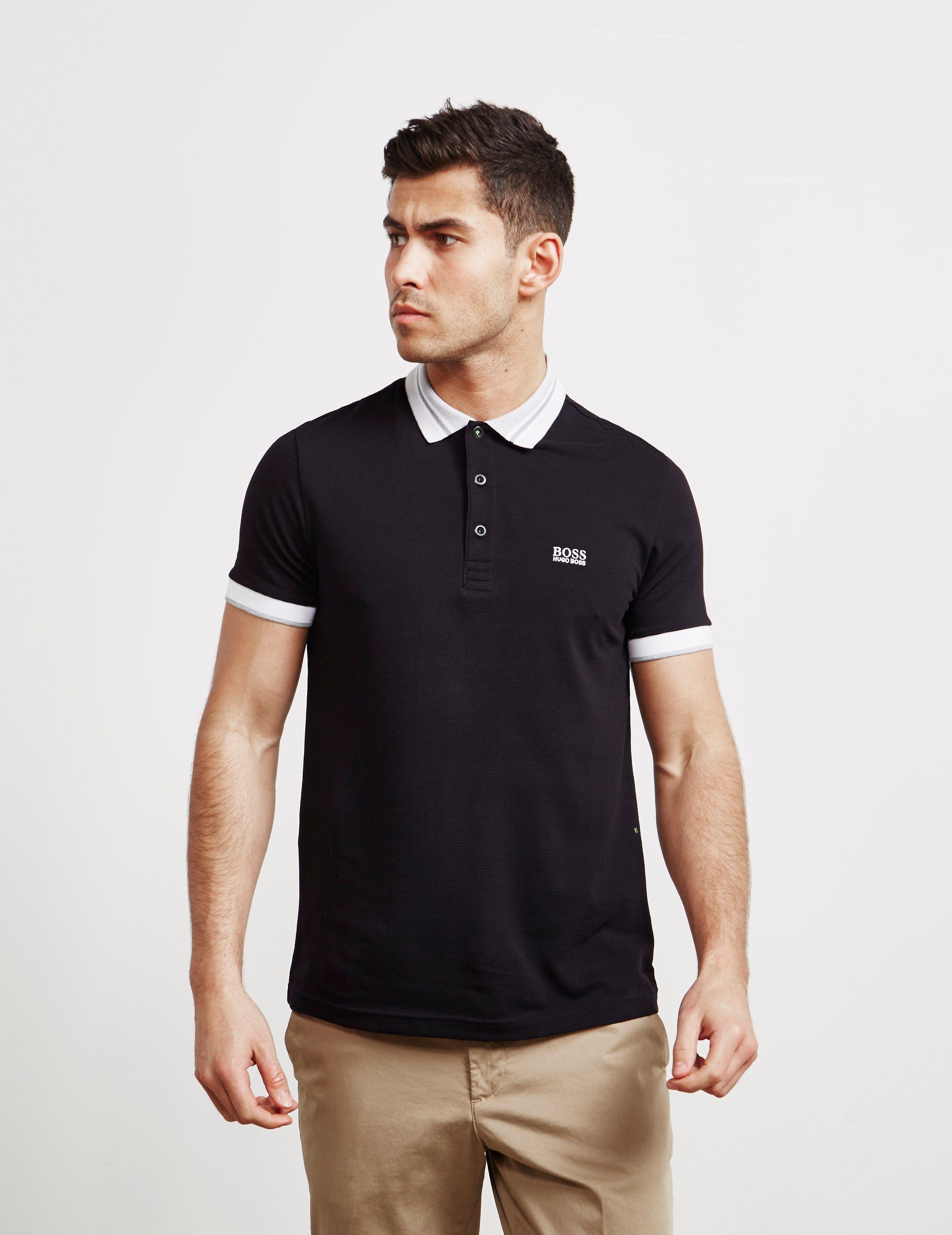 BOSS Paule 3 Short Sleeve Polo Shirt