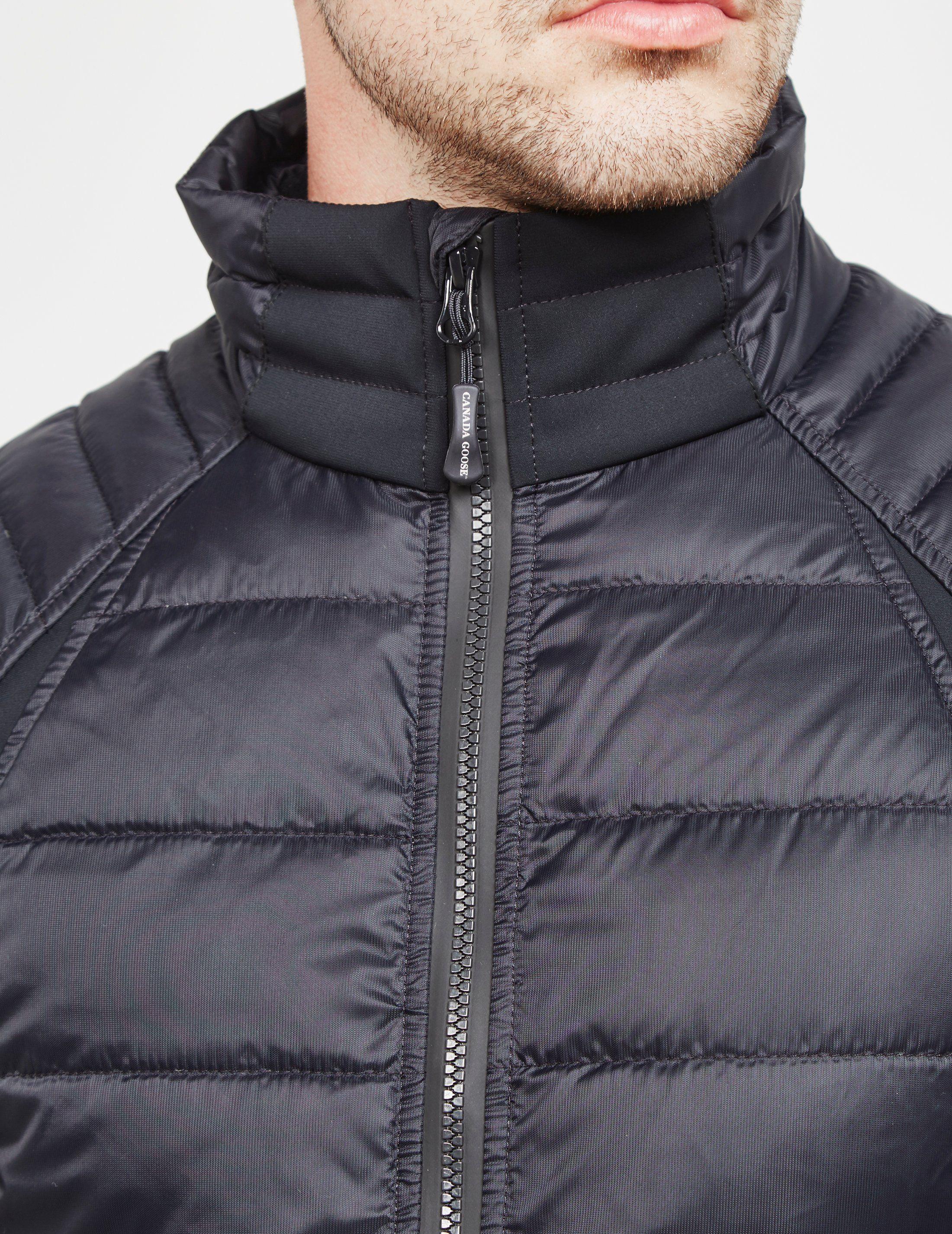Canada Goose Hybridge Quilted Padded Jacket