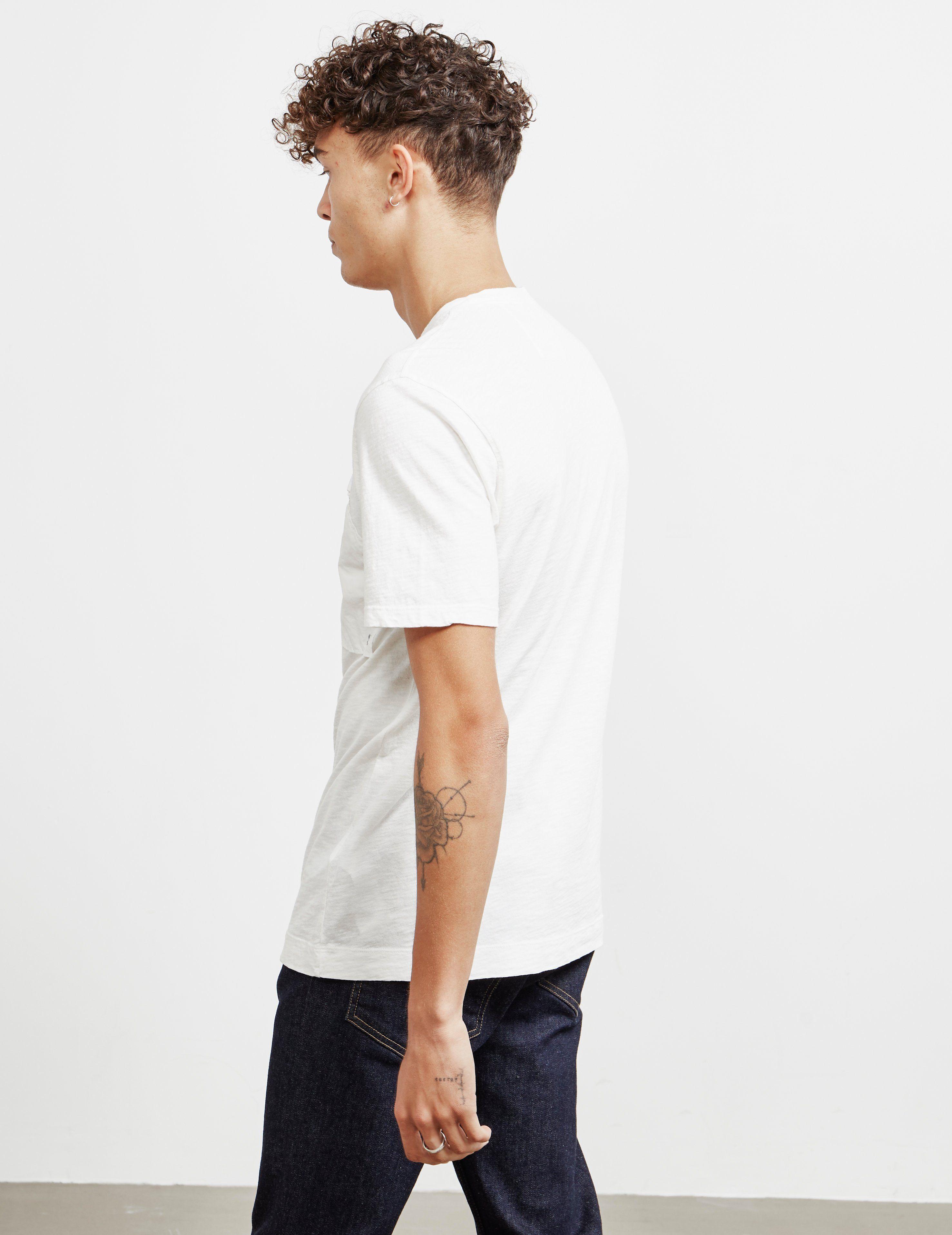 CP Company Zip Pocket Short Sleeve T-Shirt