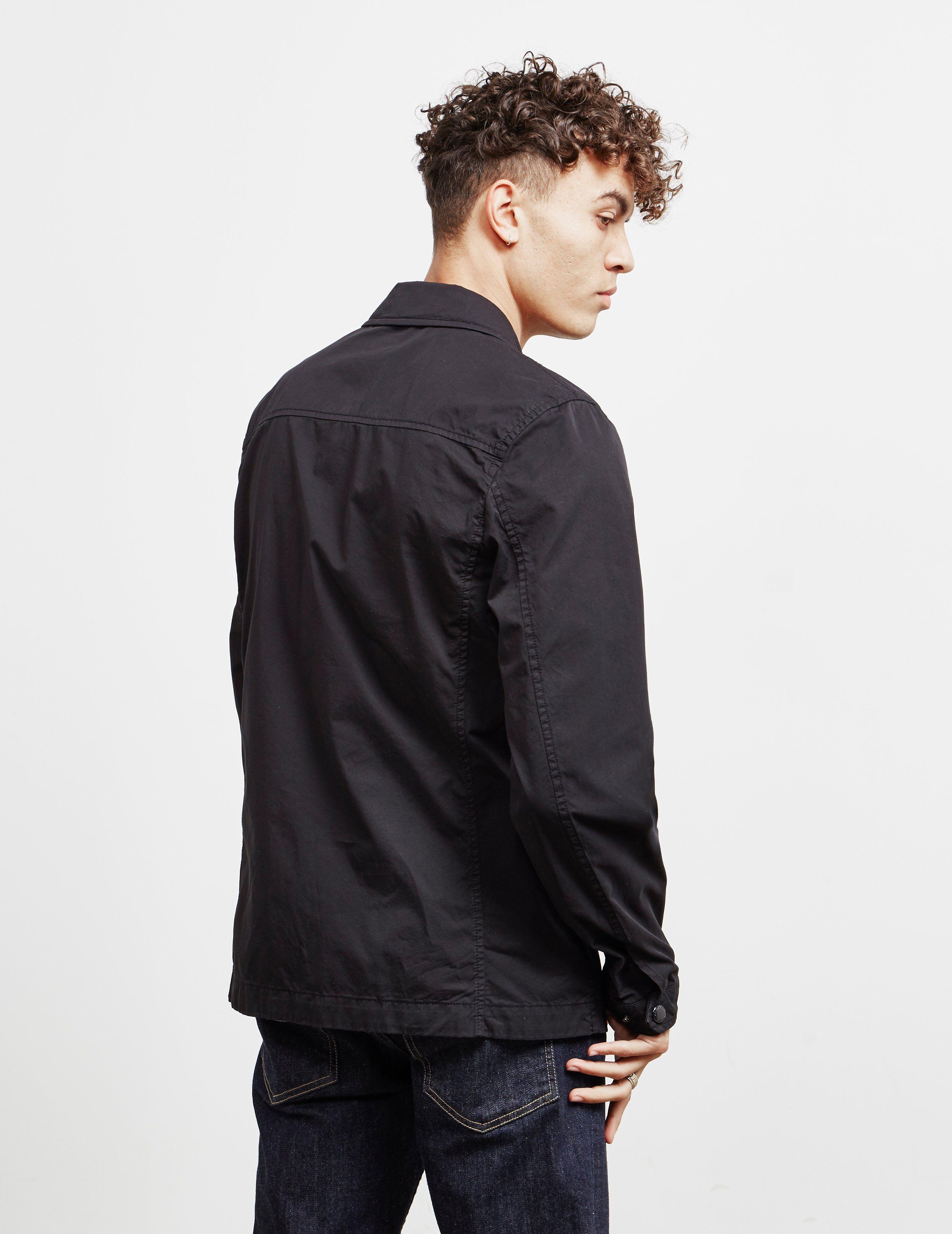 CP Company Pocket Lens Long Sleeve Shirt