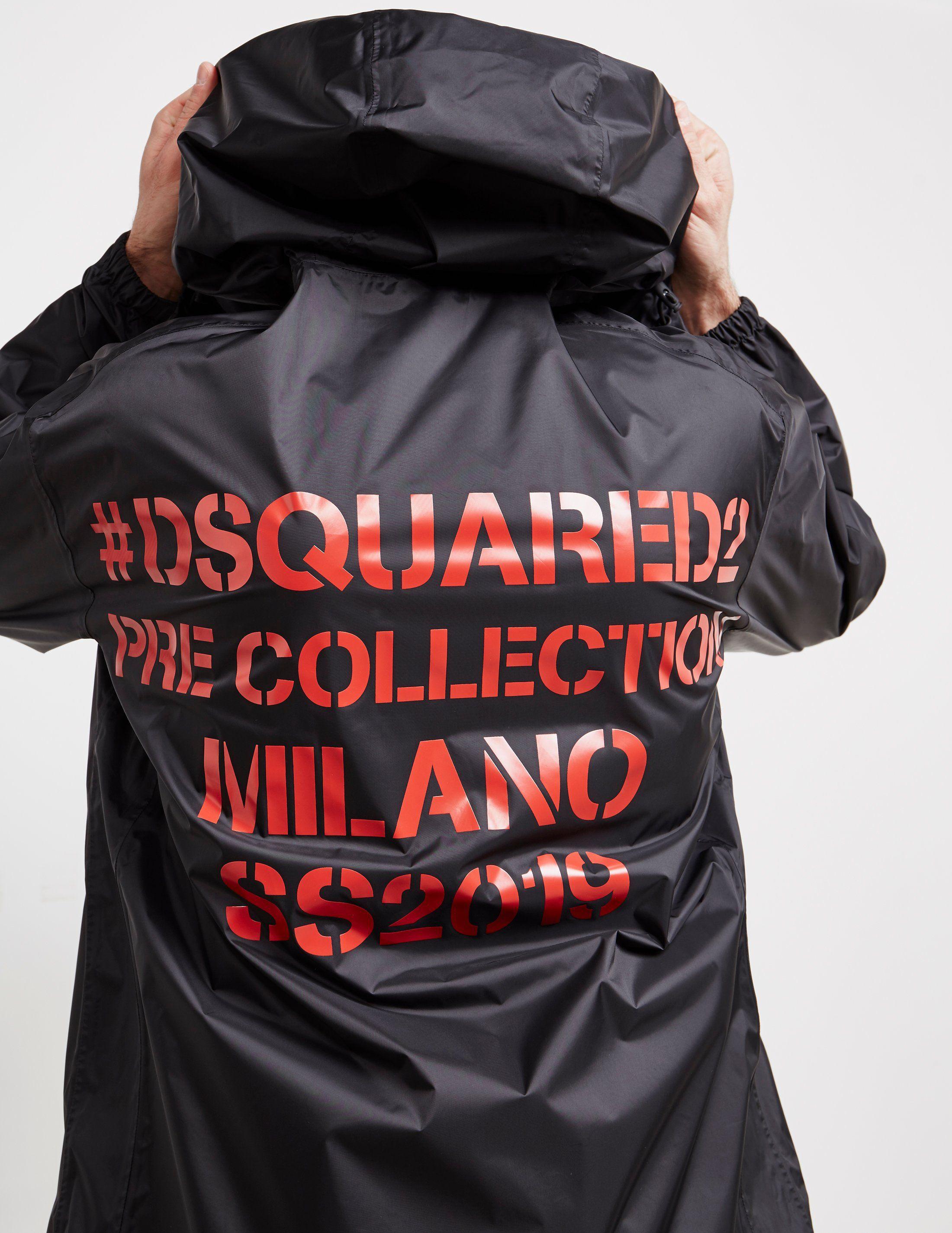 Dsquared2 Tape Lightweight Jacket