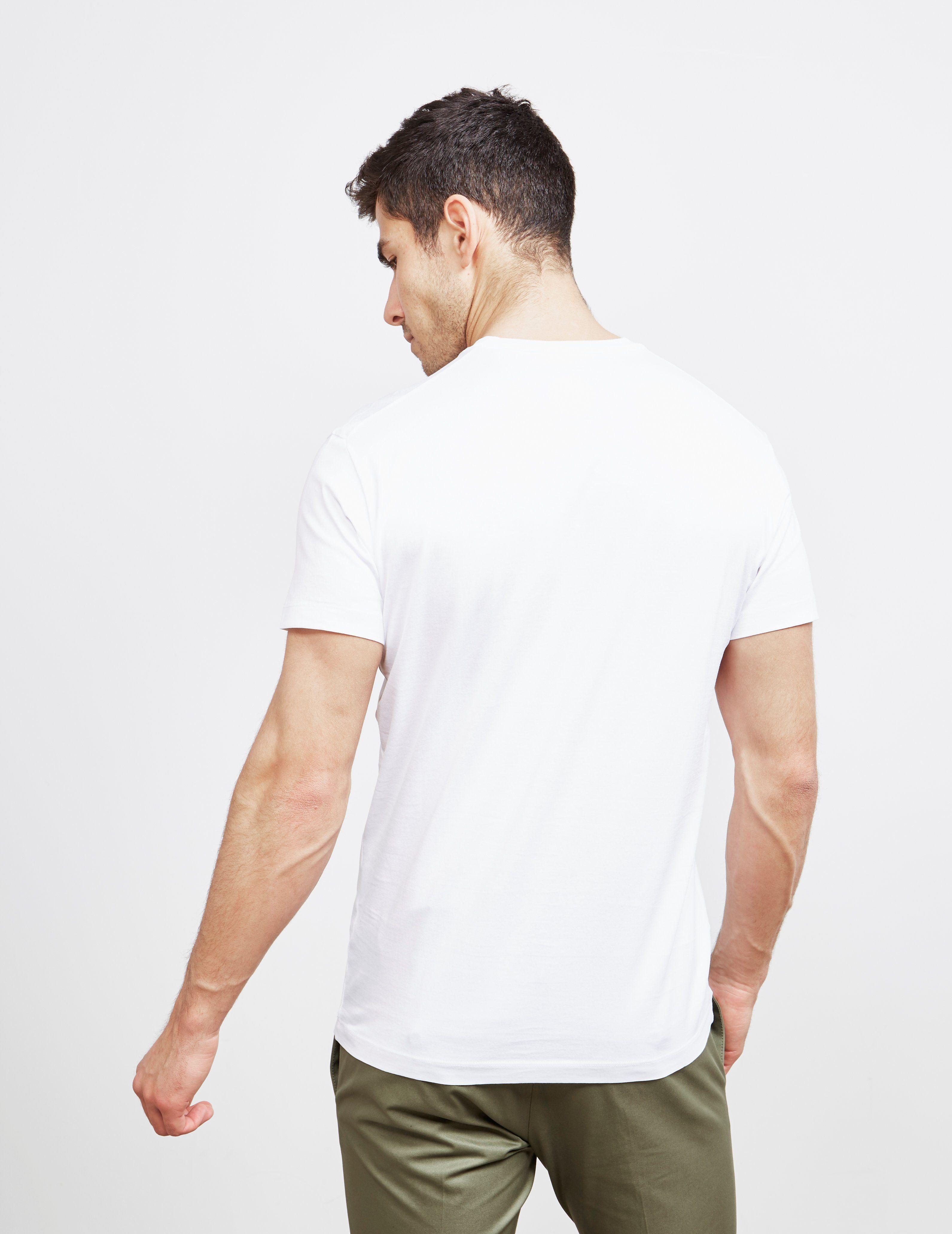 Dsquared2 Heads Bolt Short Sleeve T-Shirt