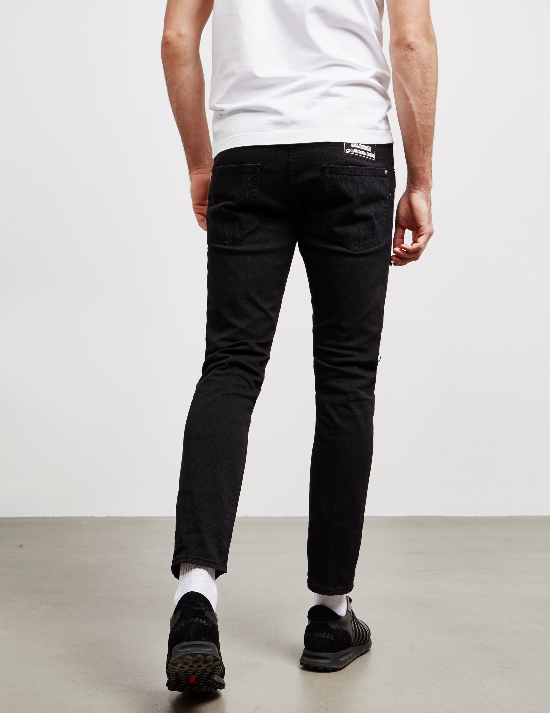 Dsquared2 Skater Ring Jeans - Online Exclusive