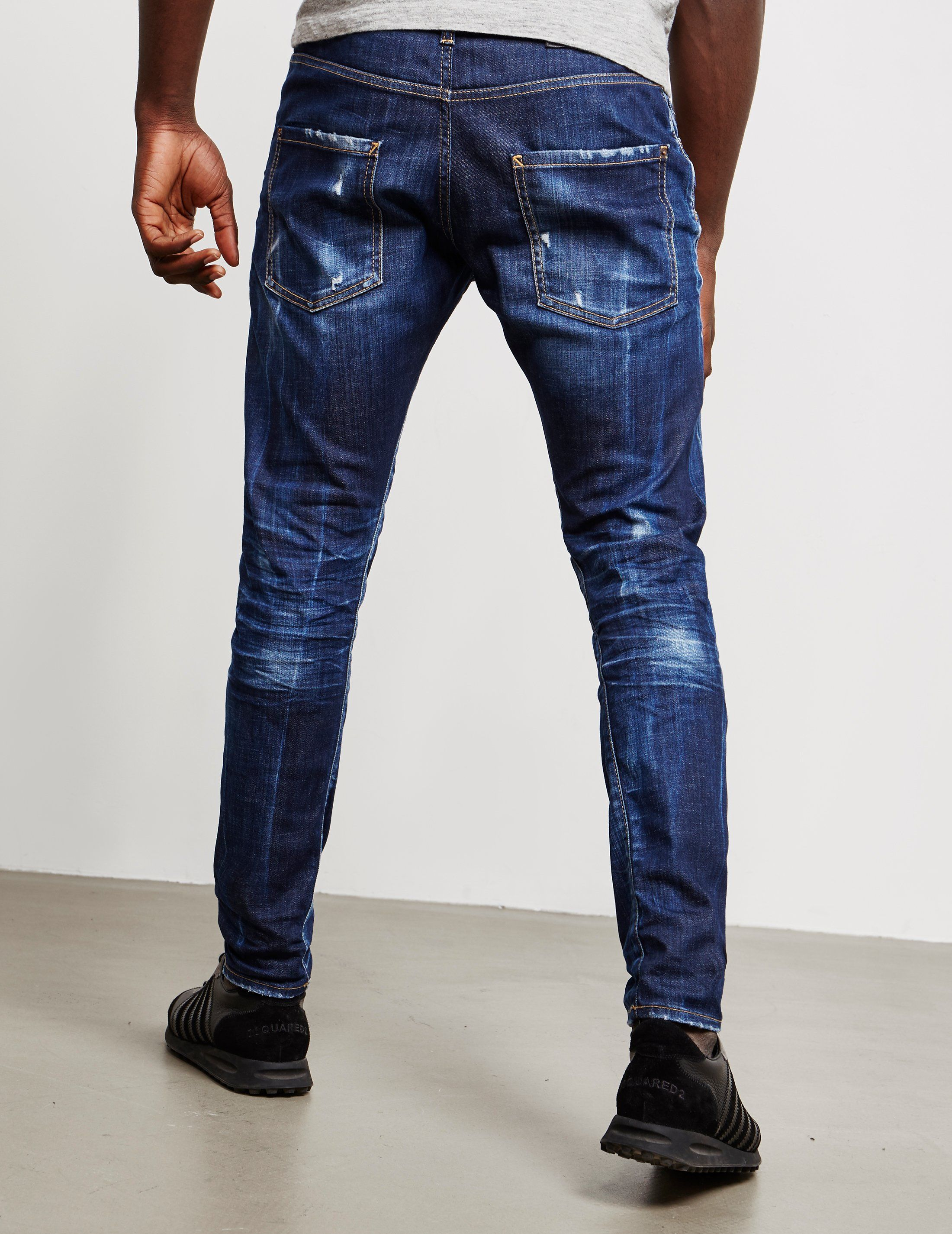 Dsquared2 Kenny Slim Jeans