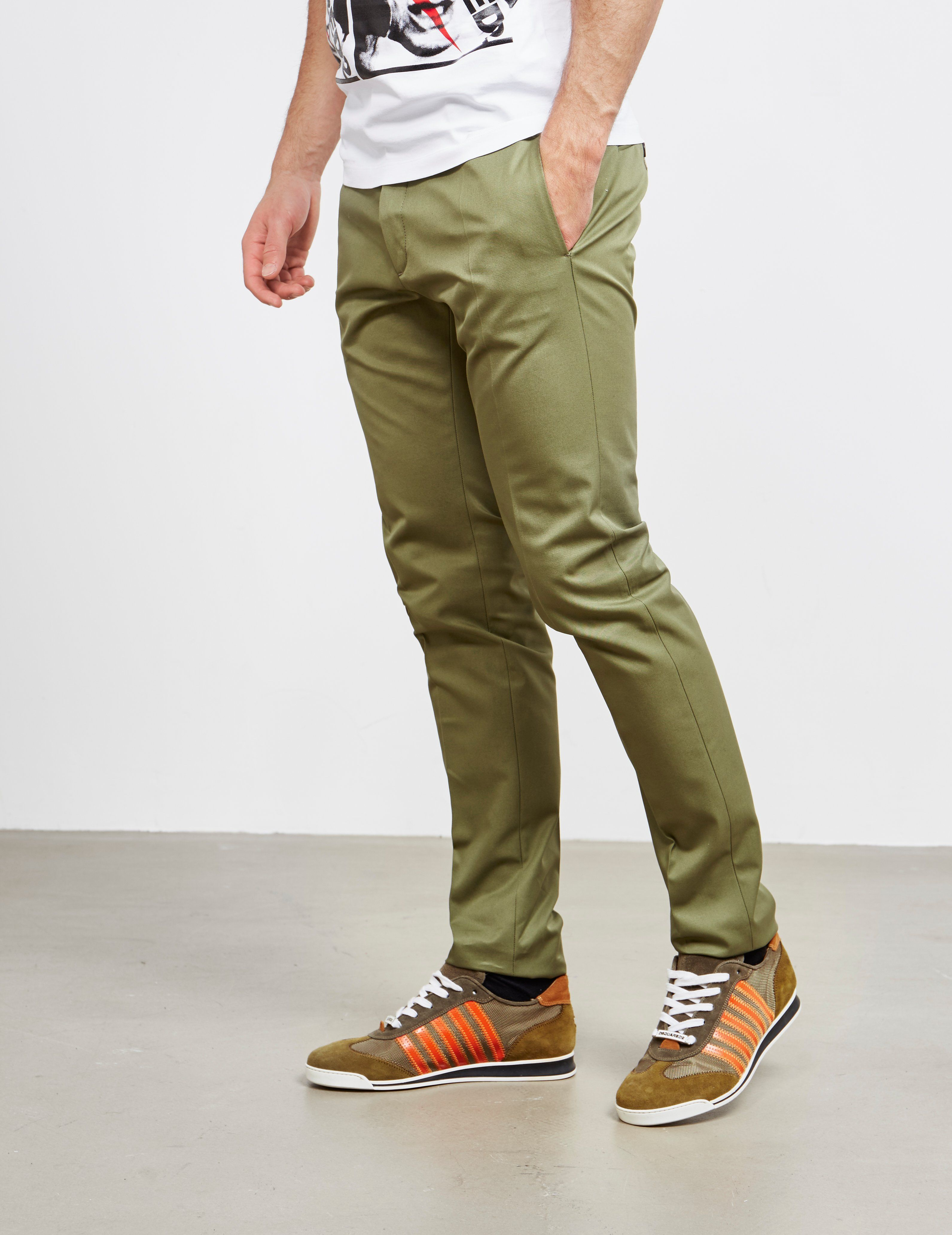 Dsquared2 Tidy Chino Pants - Online Exclusive