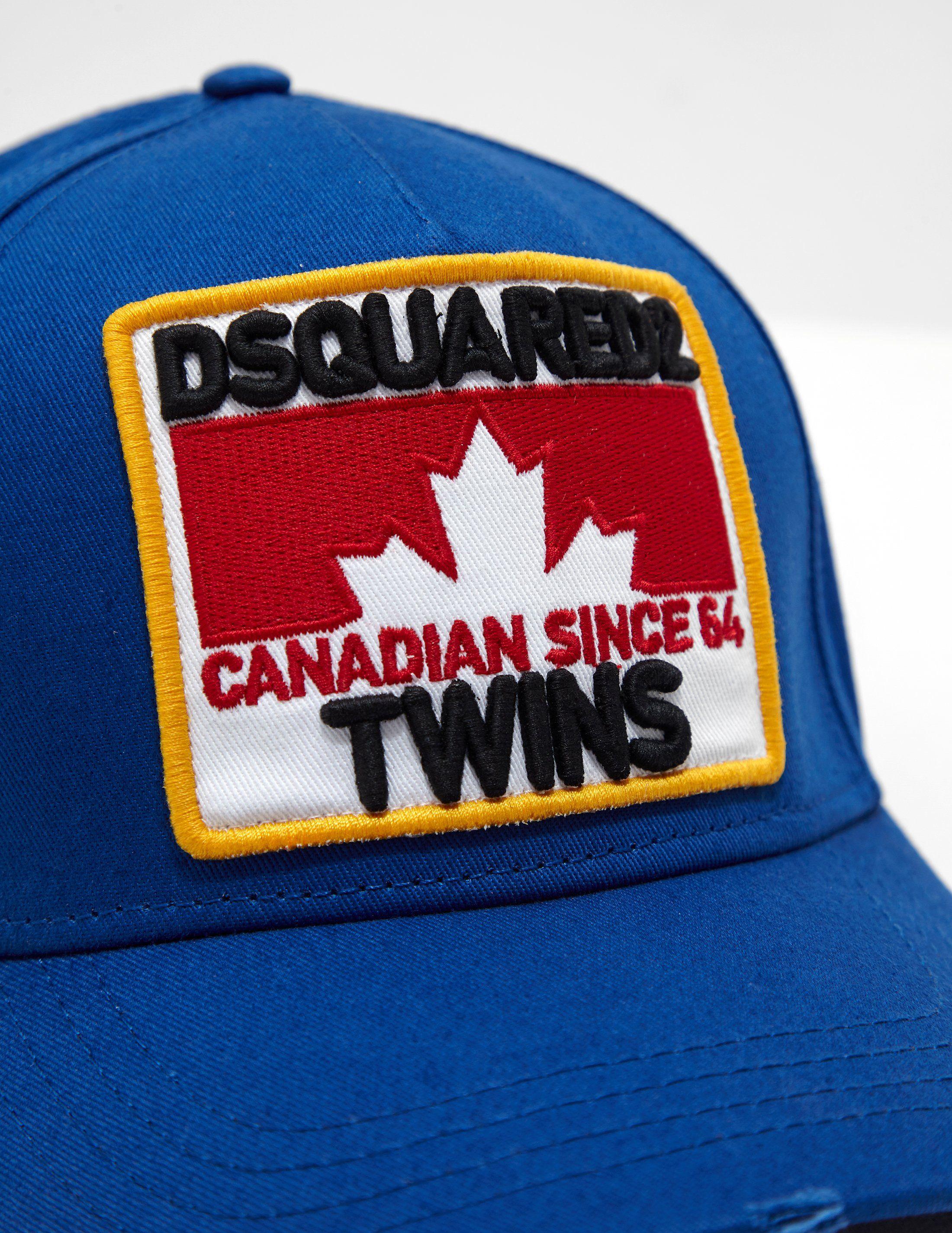 Dsquared2 Maple Square Cap