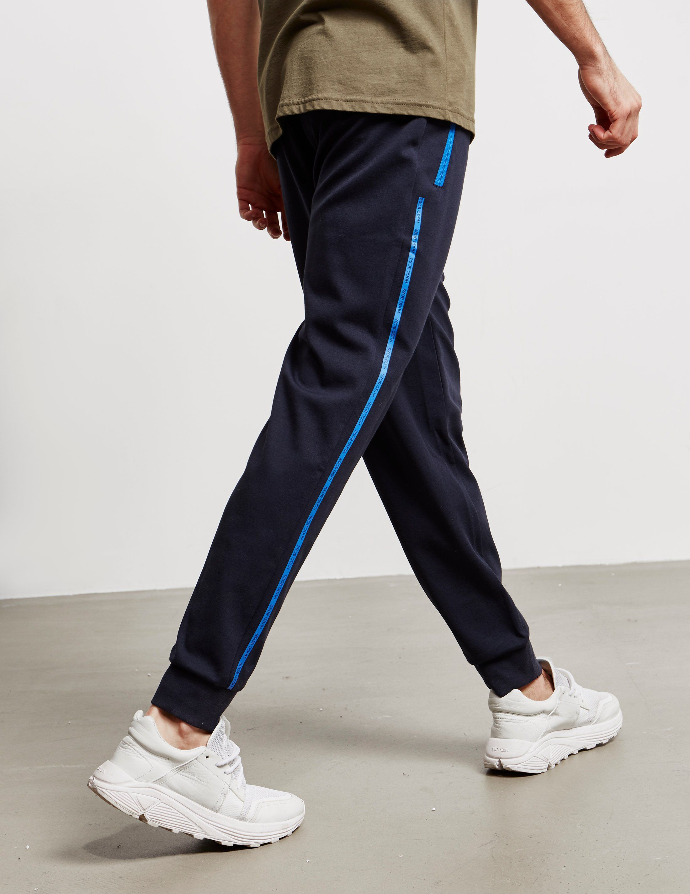 BOSS Pique Tape Fleece Pants