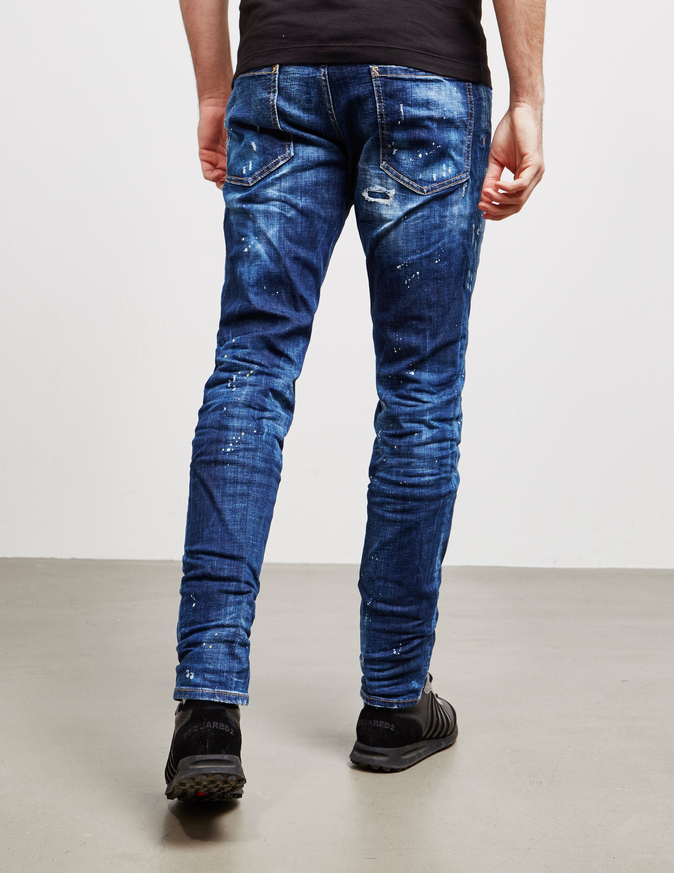 Dsquared2 Cool Guy Skinny Jeans