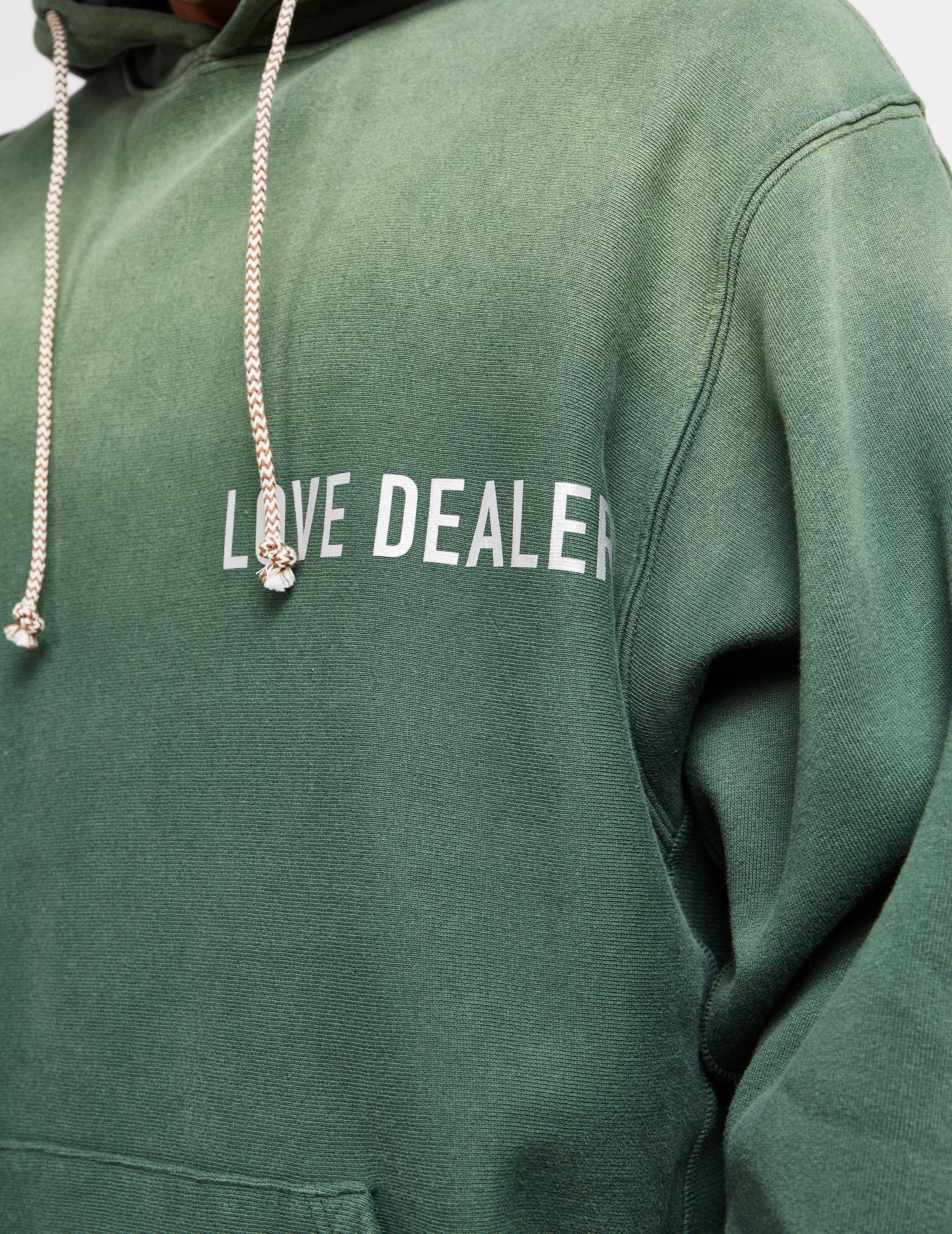 Golden Goose Deluxe Brand Love Dealer Hoodie
