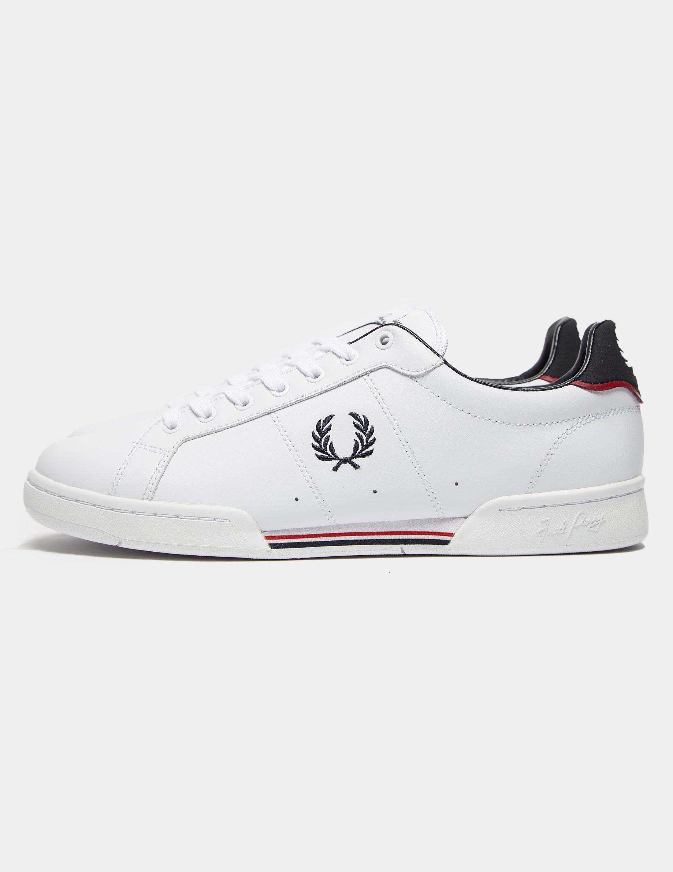 Fred Perry Split Leather