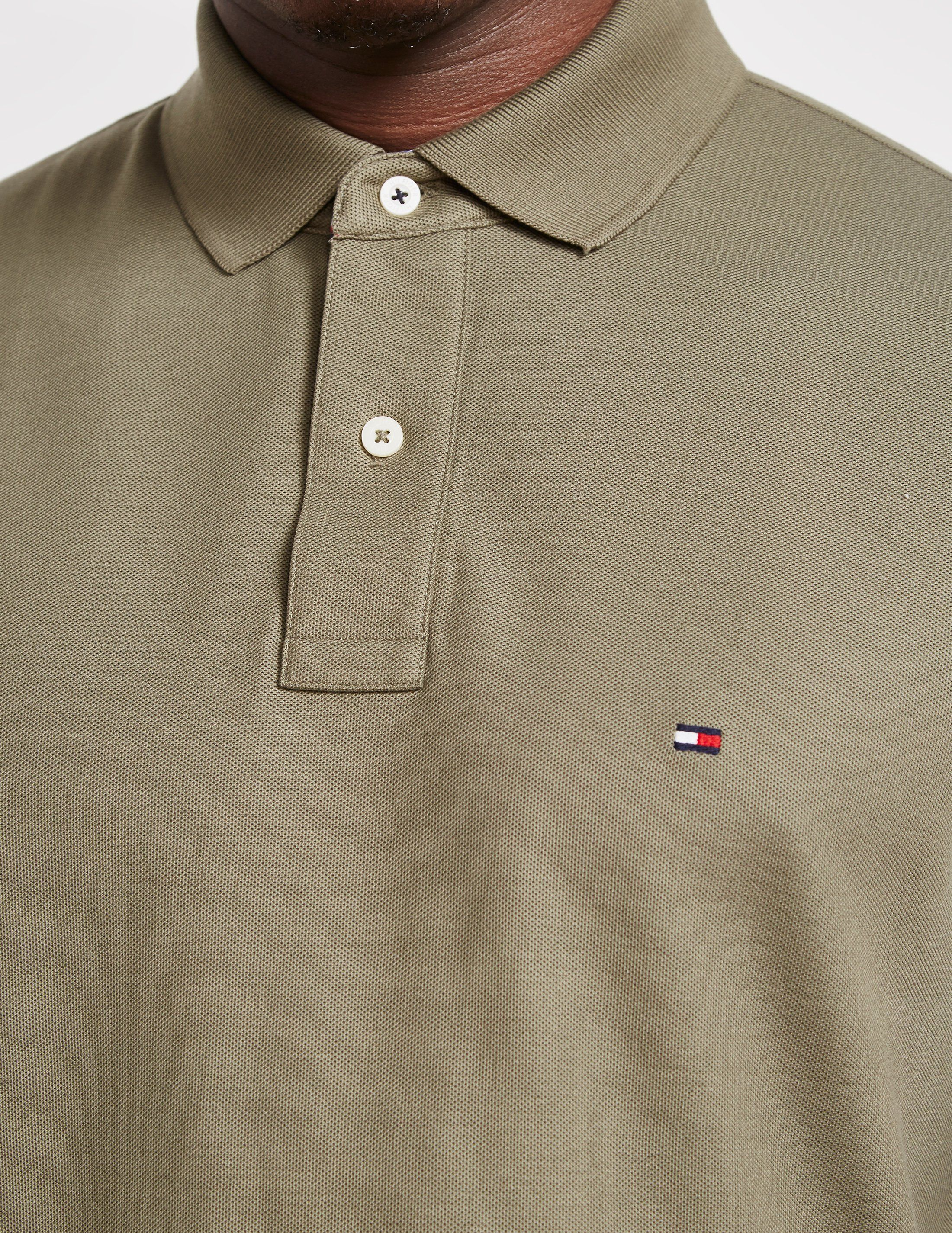 Tommy Hilfiger Core Short Sleeve Slim Polo Shirt