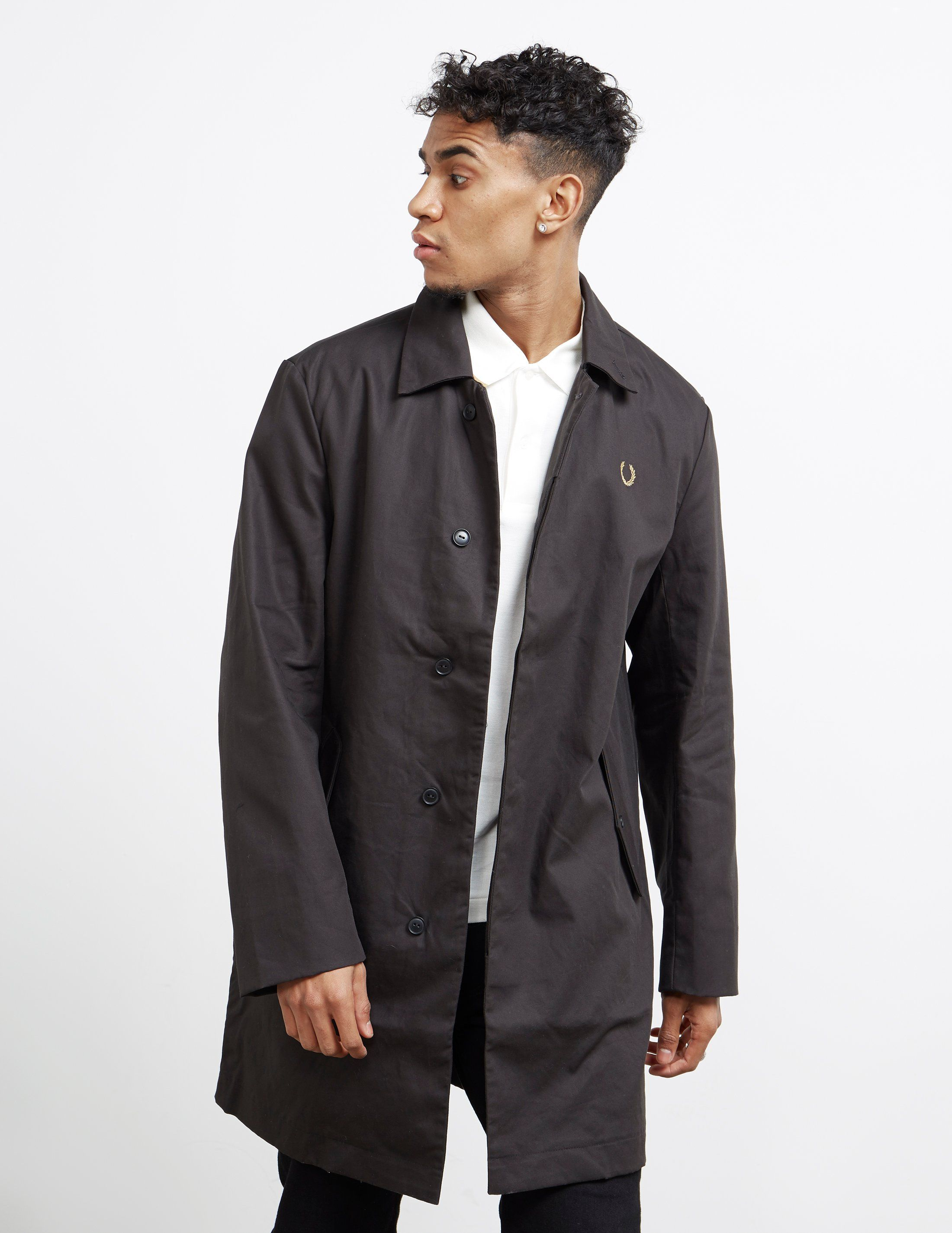 Fred Perry x Miles Kane Liberty Trim Lightweight Jacket