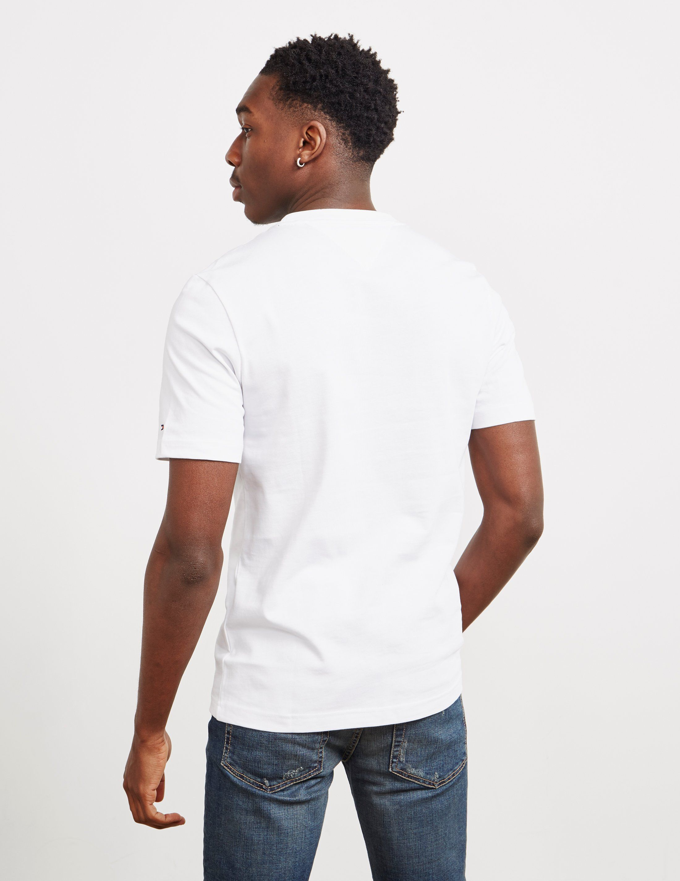 Tommy Hilfiger Icon Short Sleeve T-Shirt - Online Exclusive