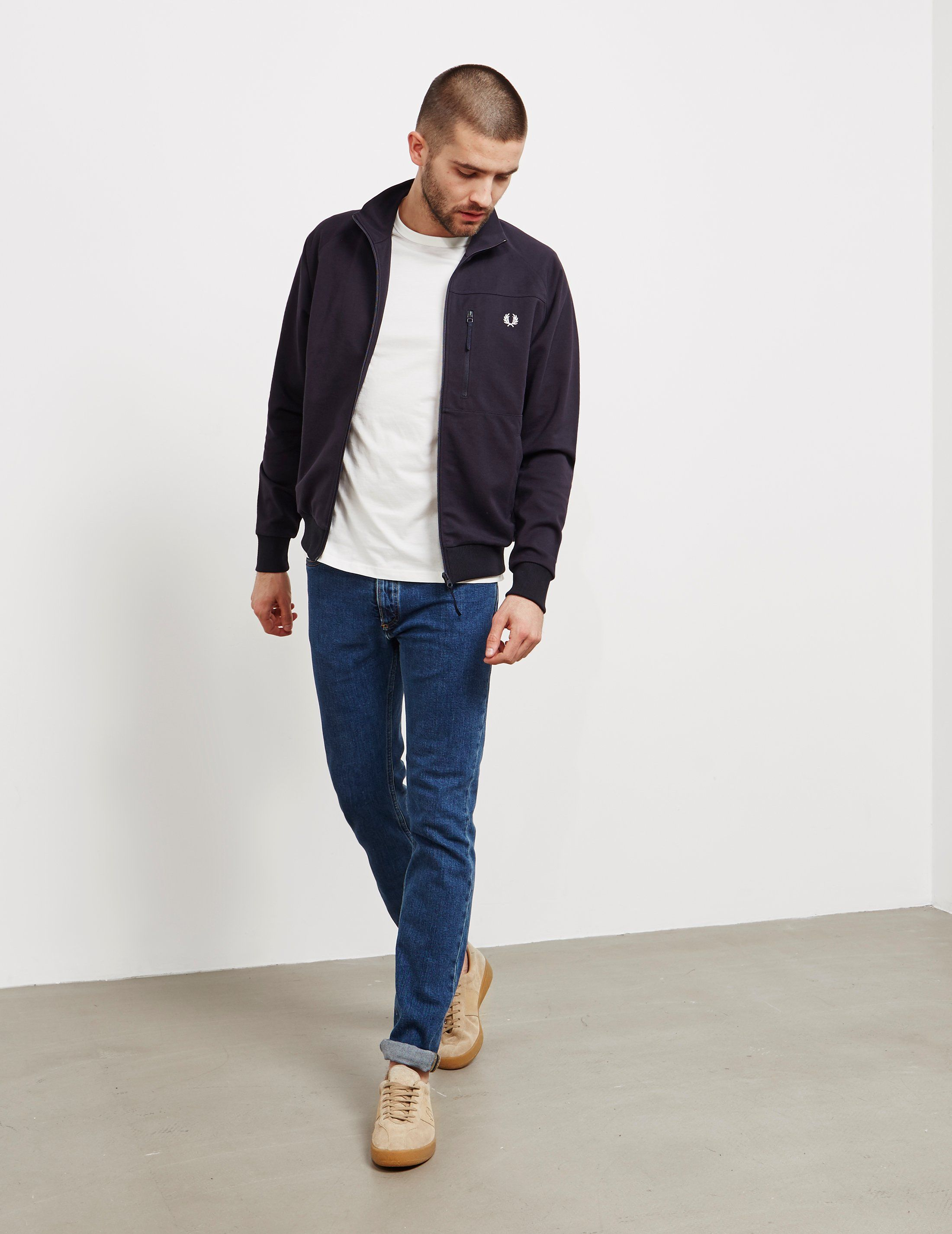 Fred Perry Utility Lightweight Track Jacket