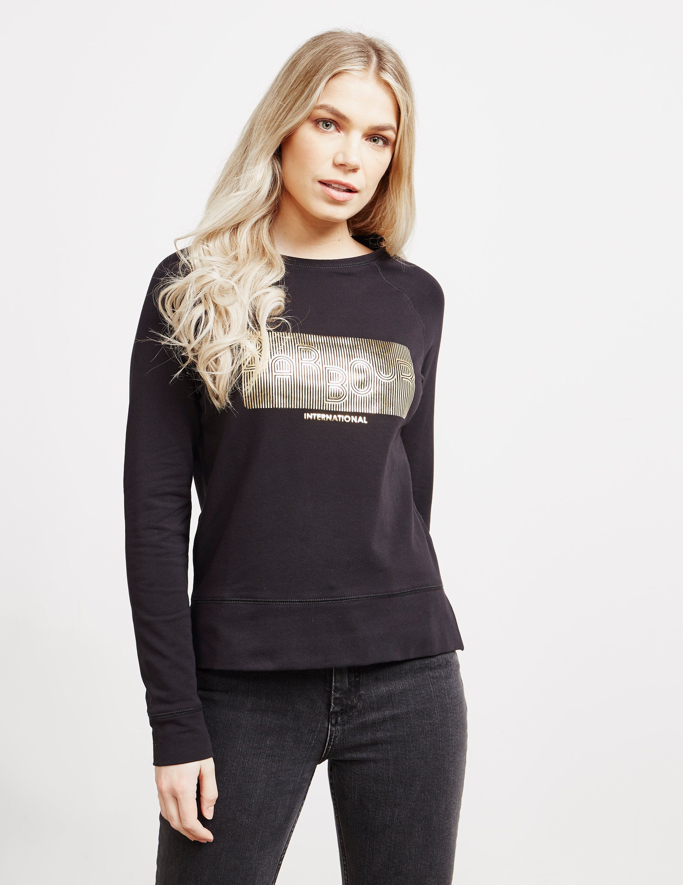Barbour International Pitch Sweatshirt