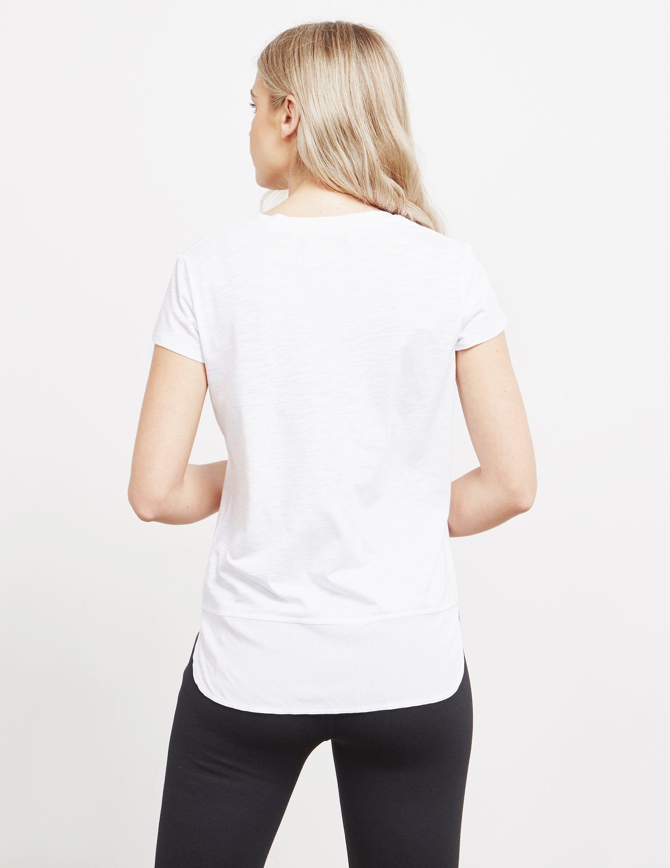 Barbour International Division Short Sleeve T-Shirt