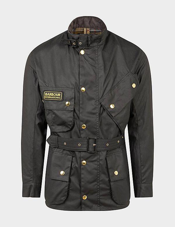 d6f0d1060049 Barbour International Original Waxed Jacket