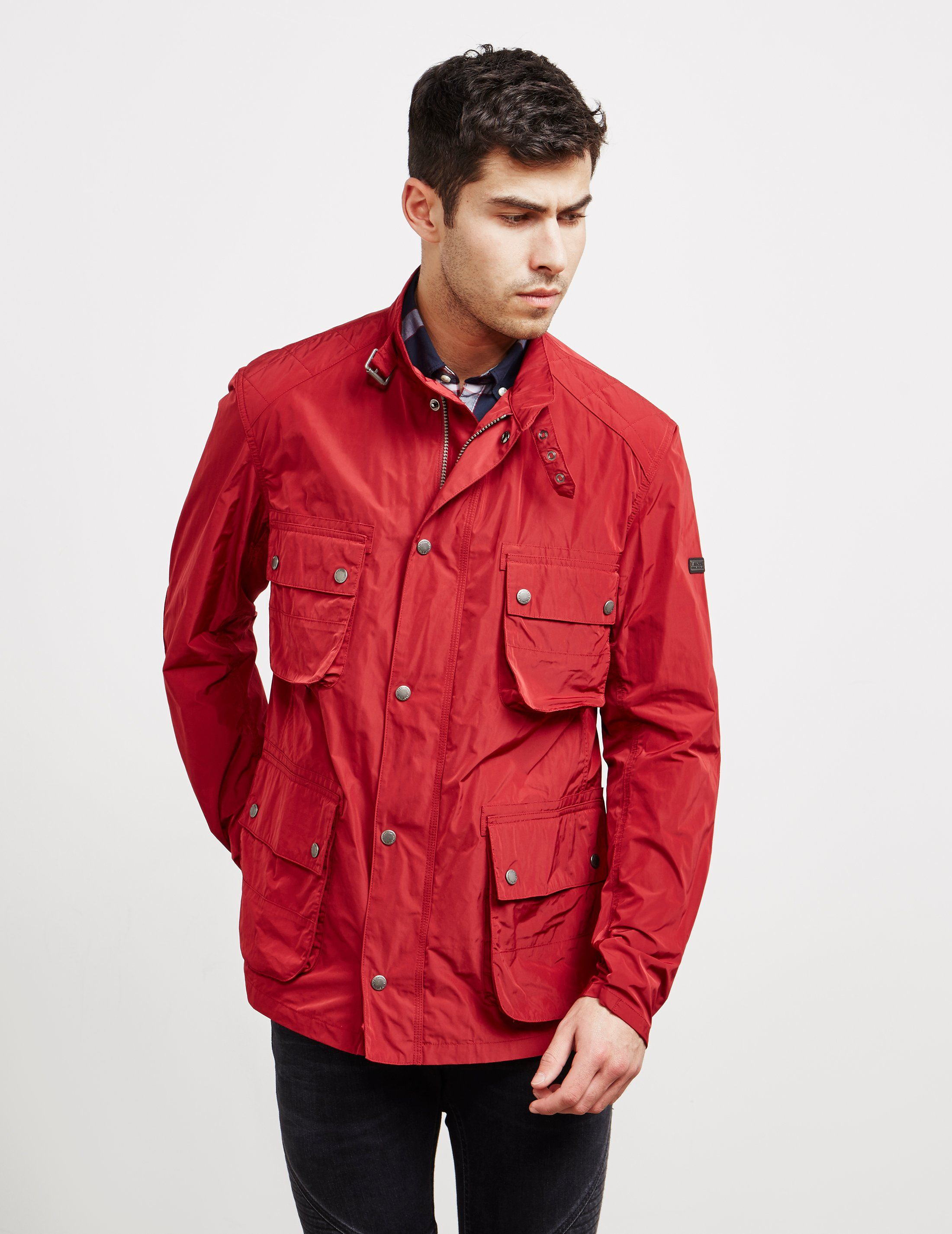 Barbour International Weir Lightweight Jacket