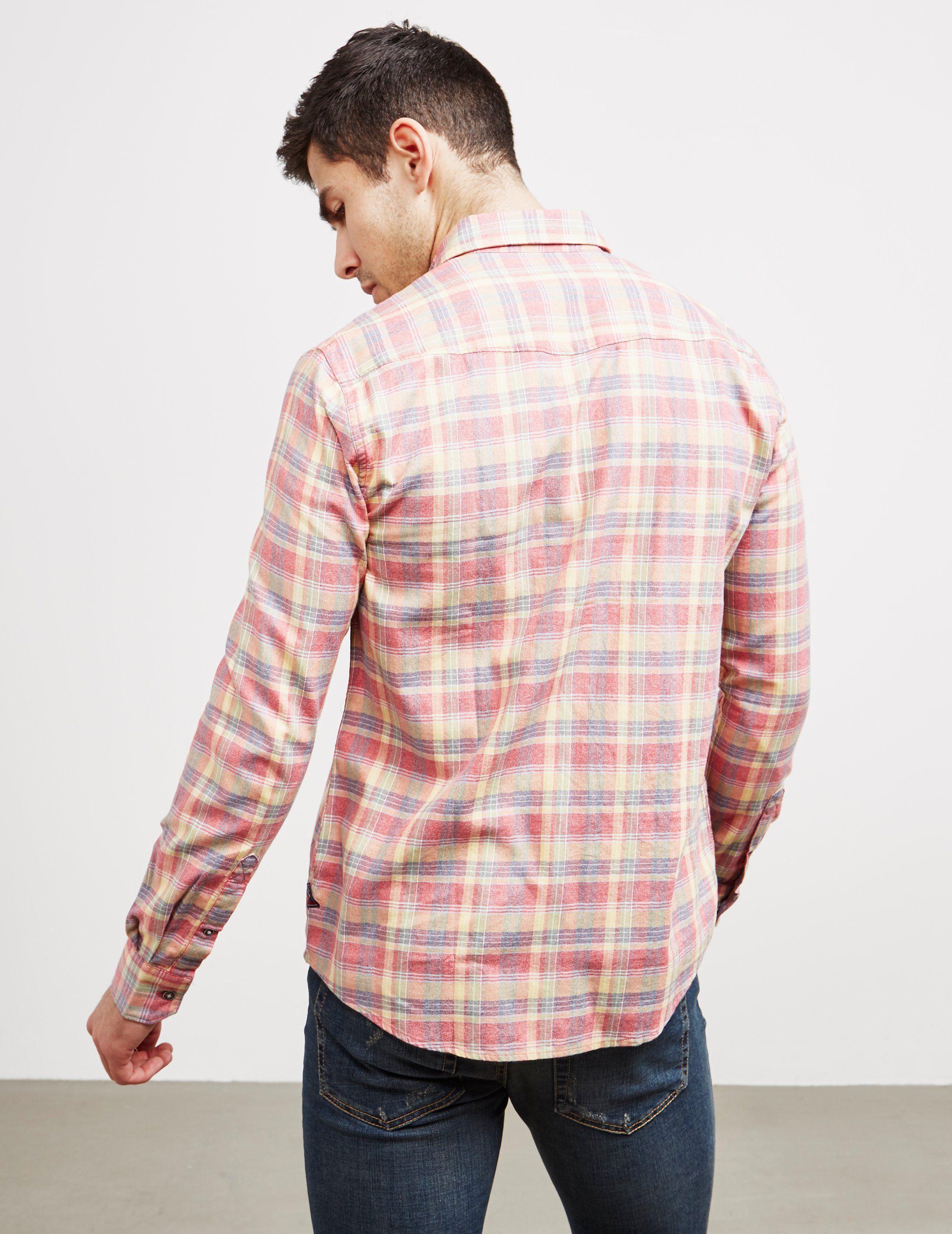 Barbour International Steve McQueen Long Sleeve Shirt