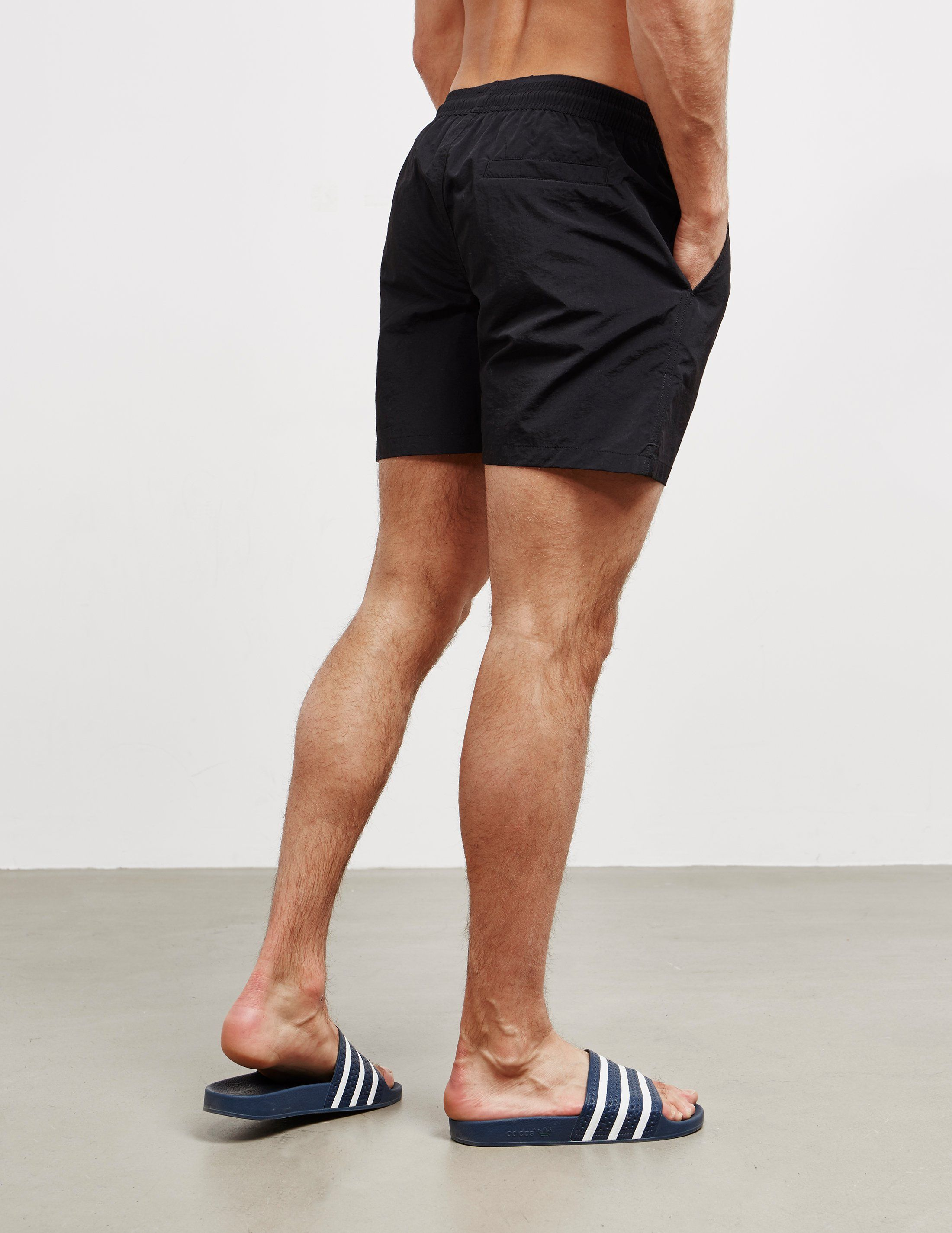 Barbour International Small Logo Swim Shorts
