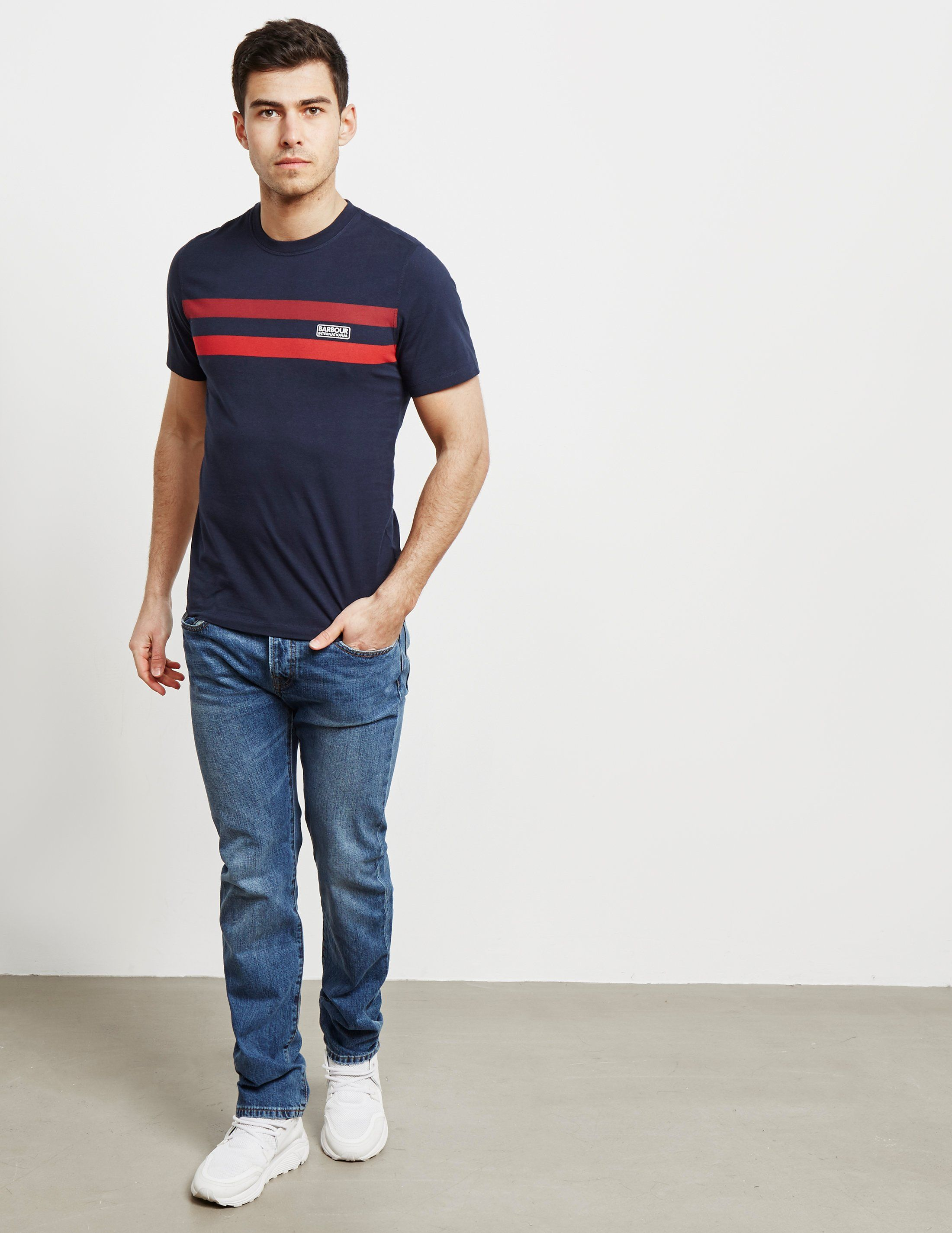 Barbour International Regular Jeans