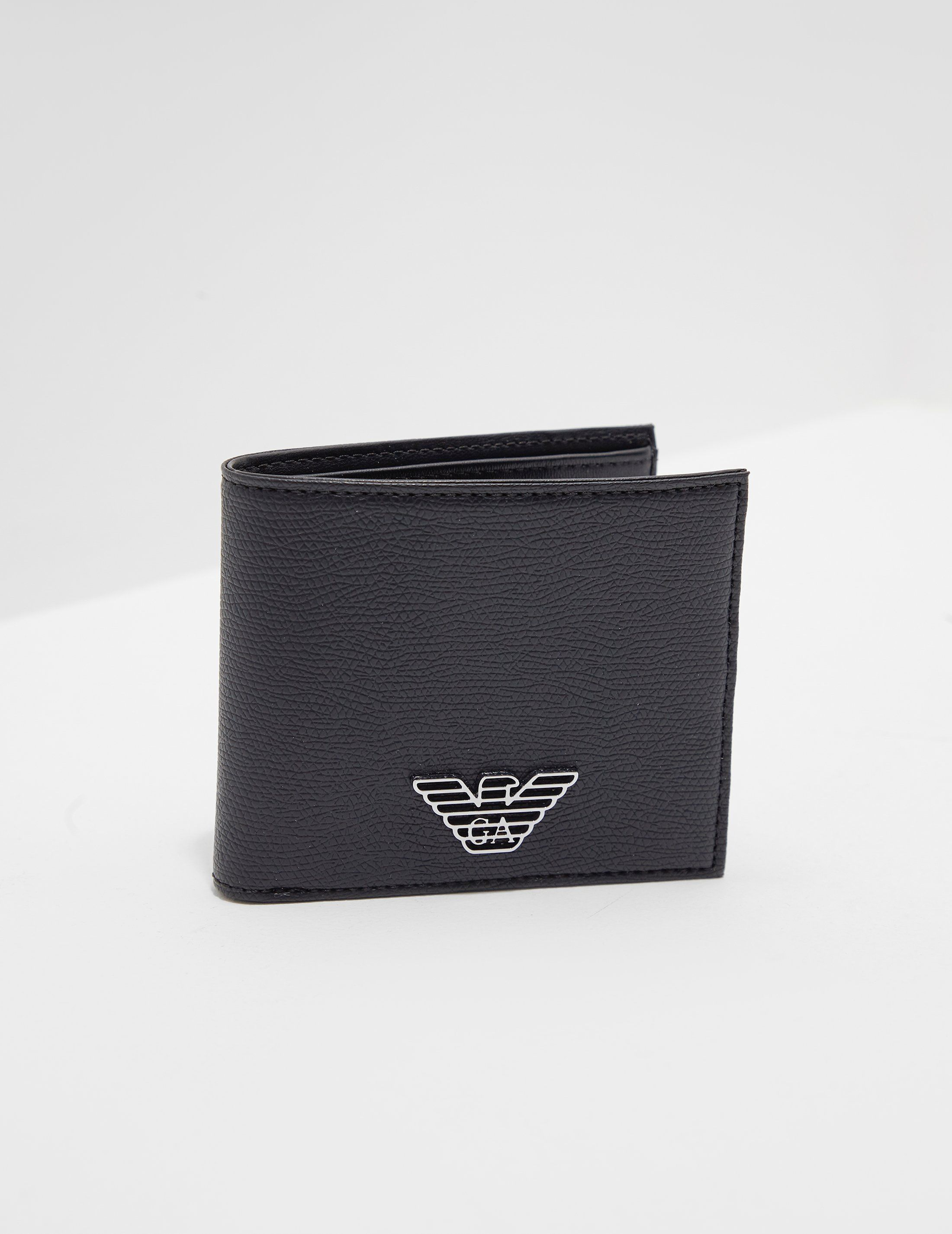 Emporio Armani Eagle Bill Wallet